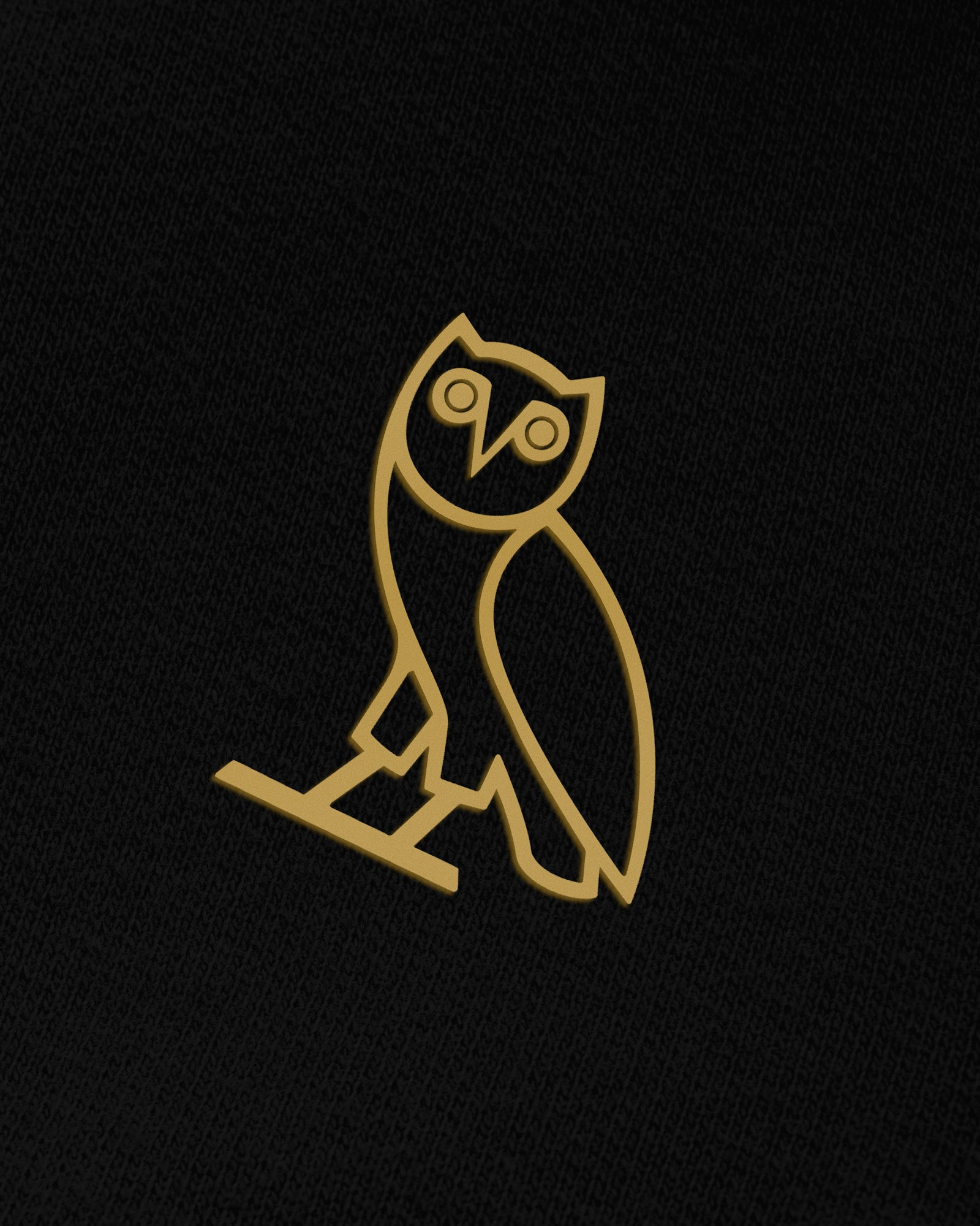 OVO KIDS SWEATPANT - BLACK