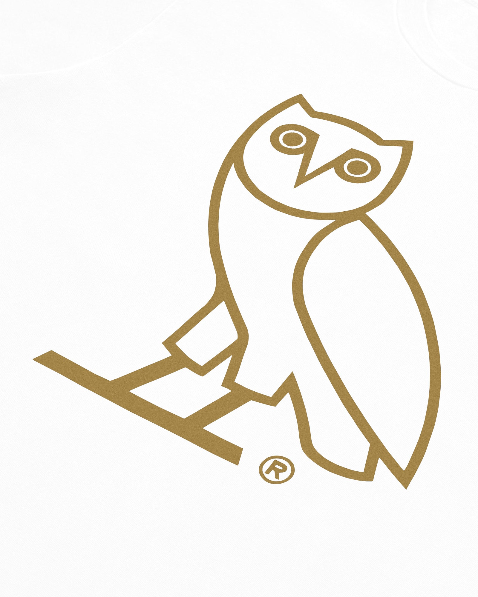 OVO KIDS OG OWL T-SHIRT - WHITE