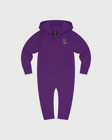 OVO KIDS ROMPER - PURPLE