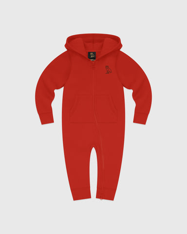 OVO KIDS ROMPER - RED