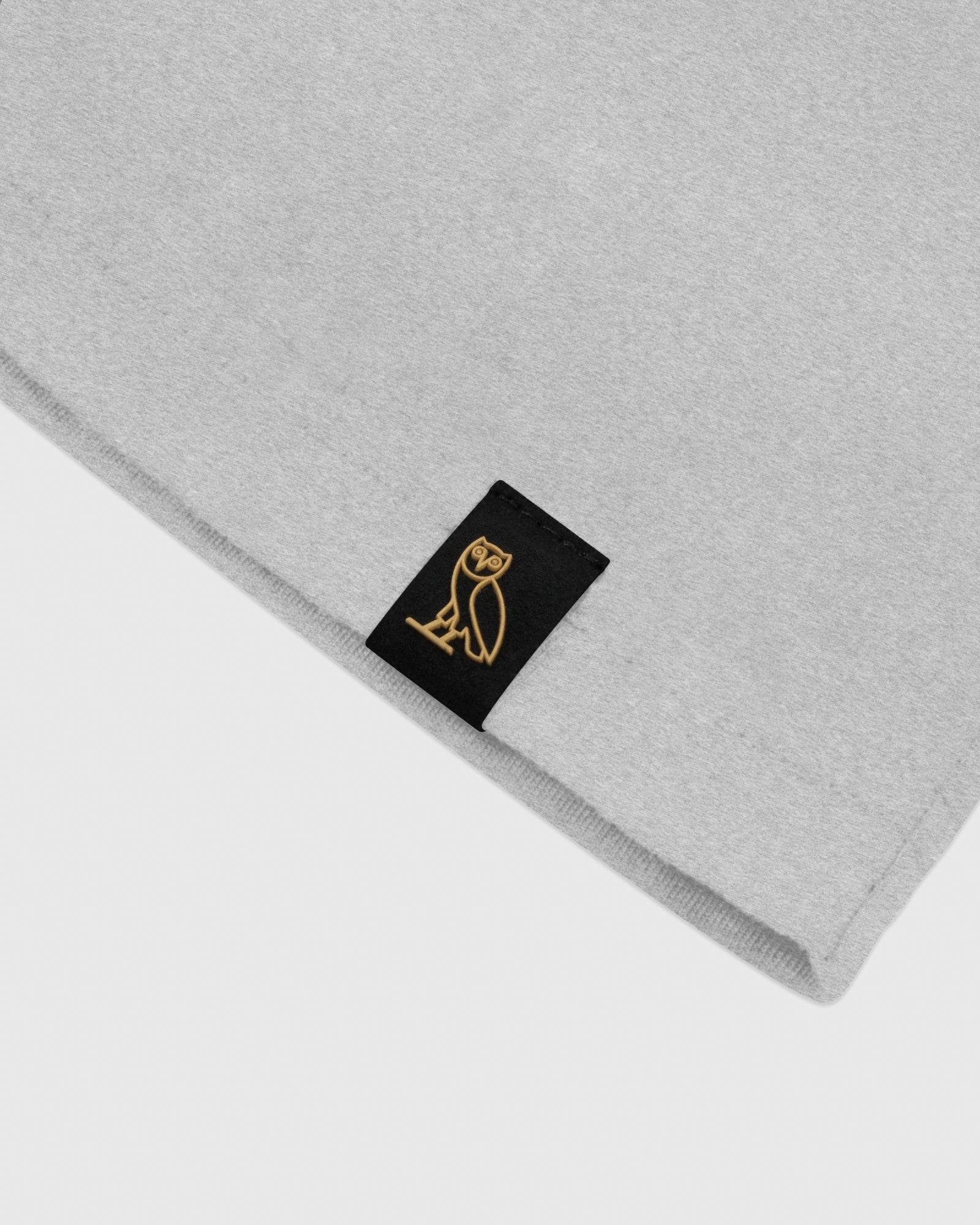 OVO MONOGRAM BAND T-SHIRT - HEATHER GREY IMAGE #3