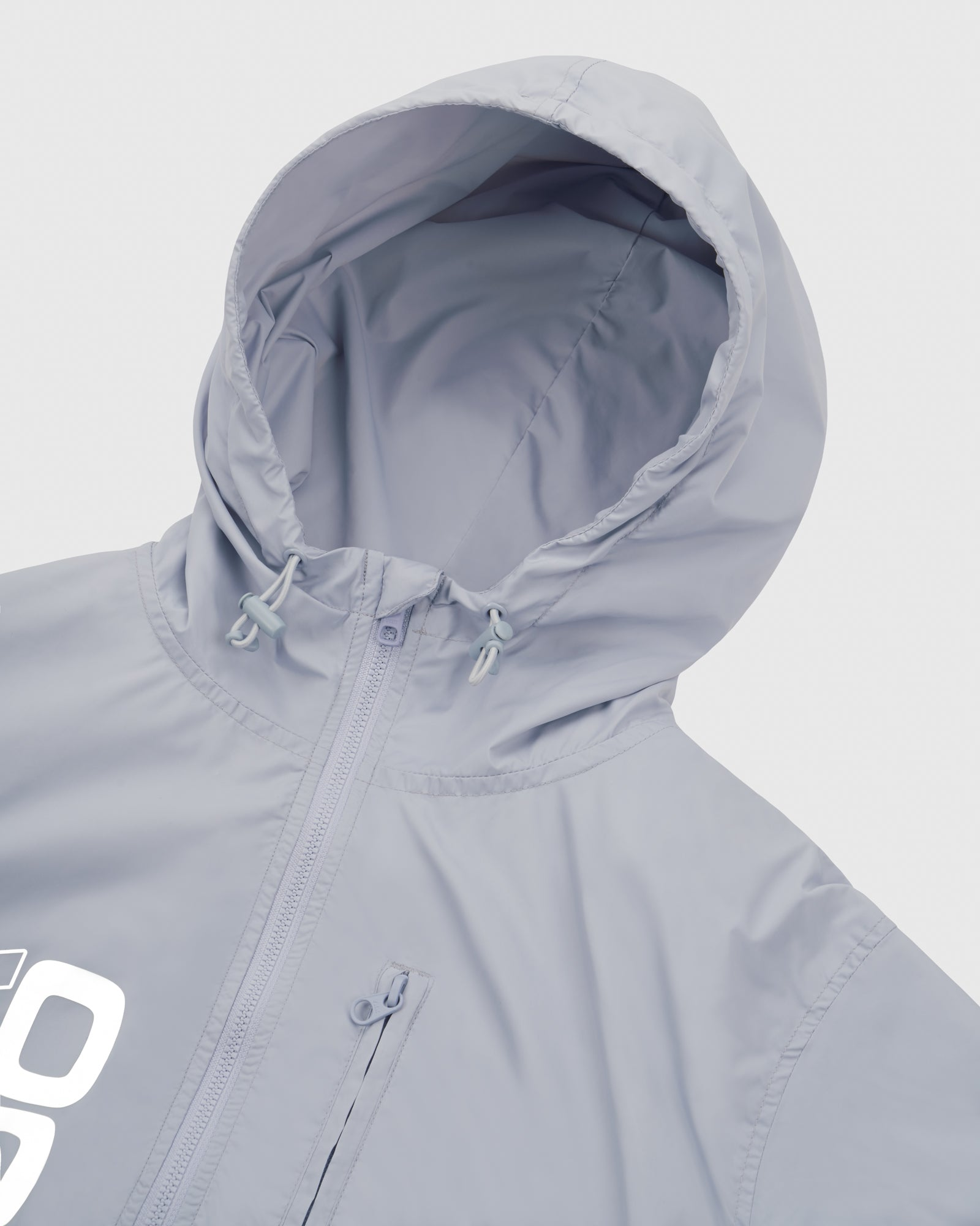 RACER PACKABLE JACKET - BABY BLUE IMAGE #4
