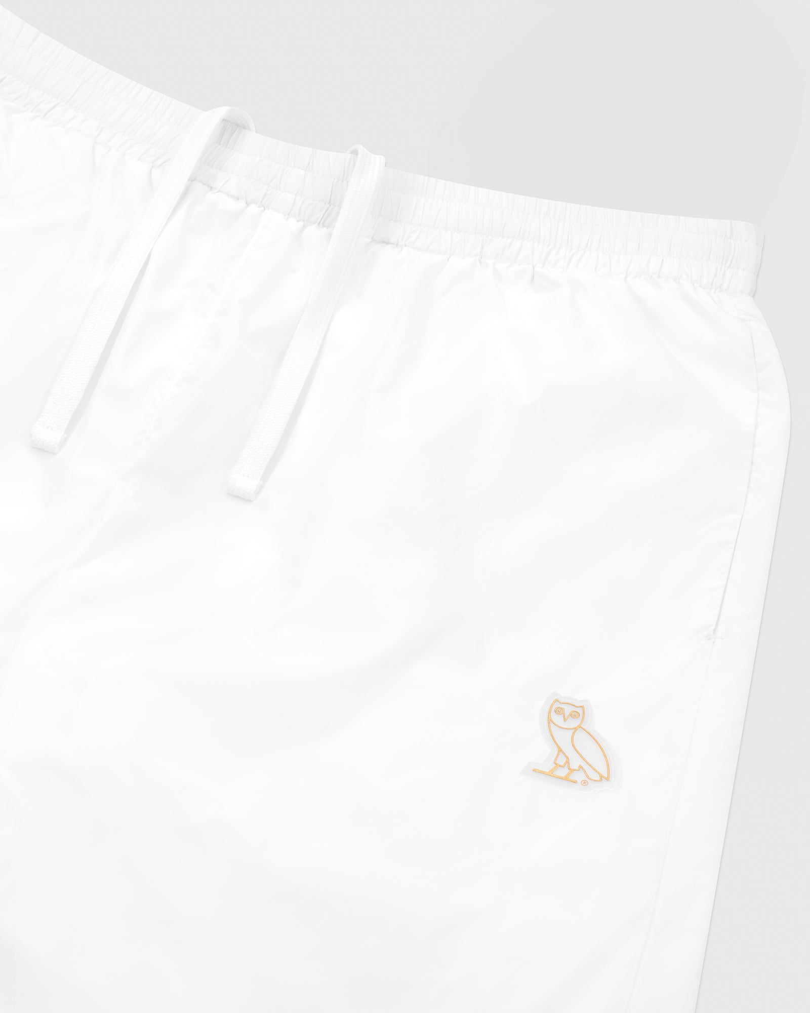 OVO NYLON PACKABLE PANT - WHITE IMAGE #3