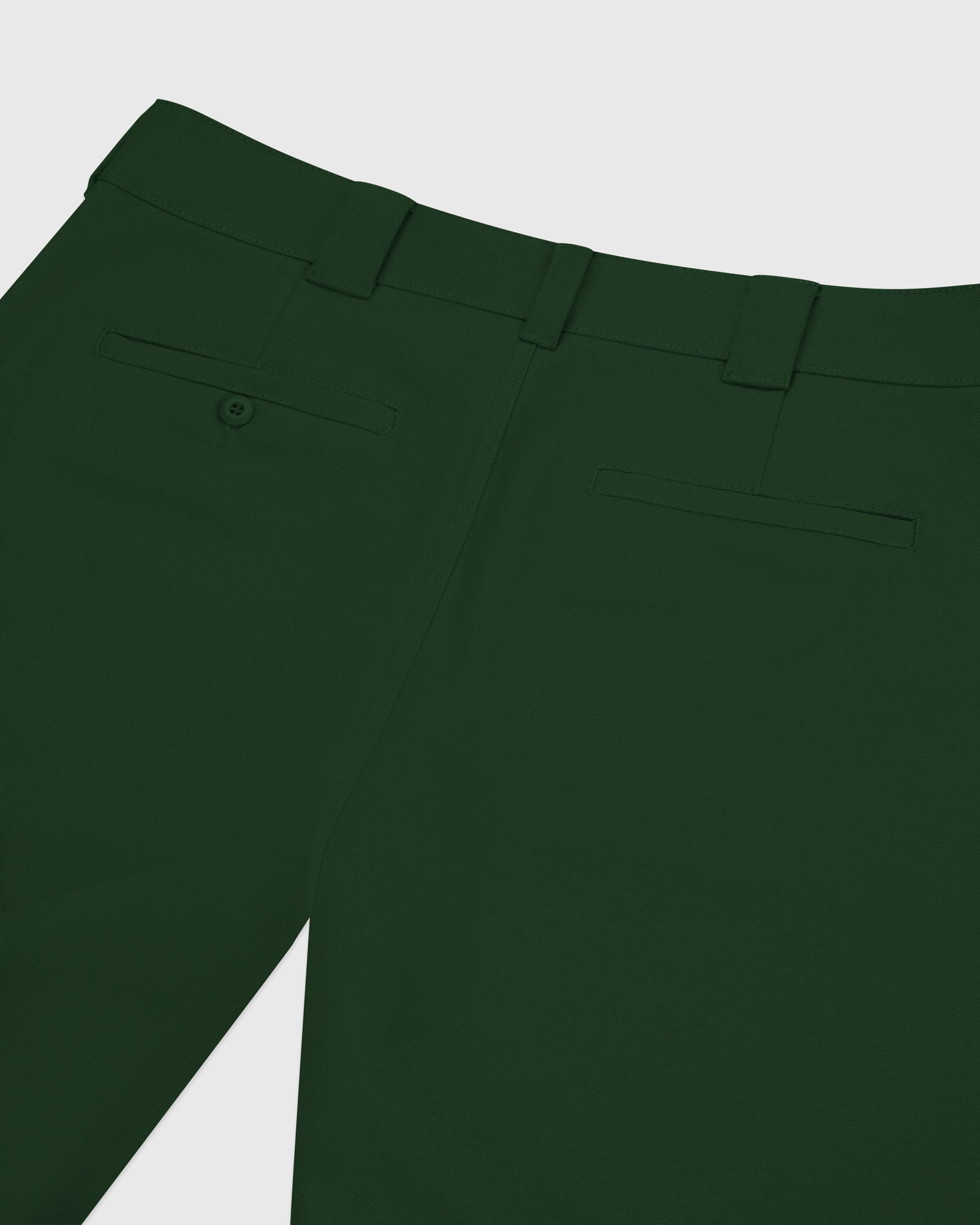 OCTOBER CANVAS PANT - DARK GREEN IMAGE #4