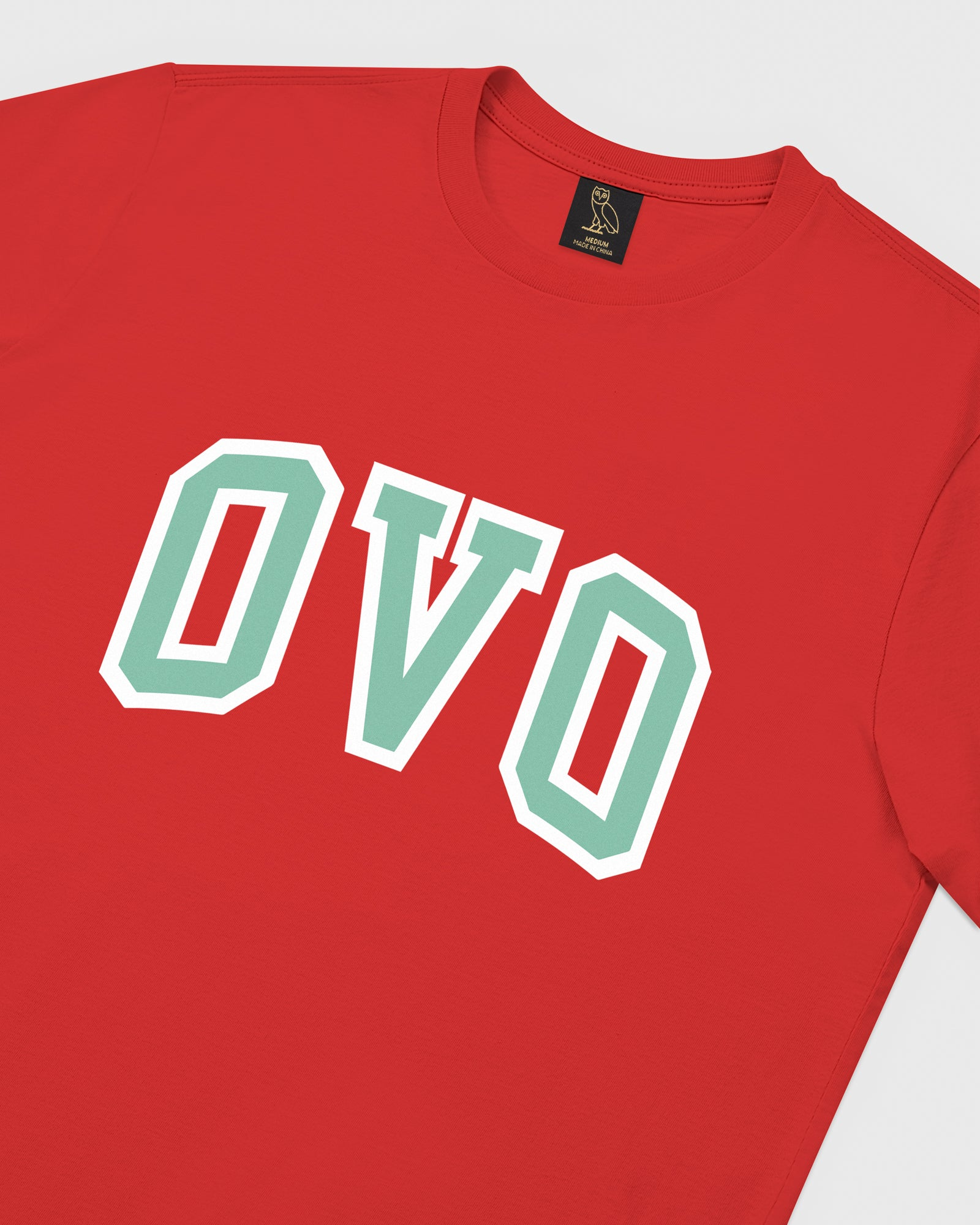 ARCH T-SHIRT - RED IMAGE #4