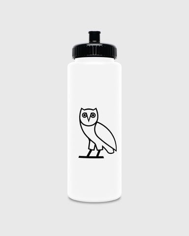 OVO OWL SQUEEZE BOTTLE - WHITE