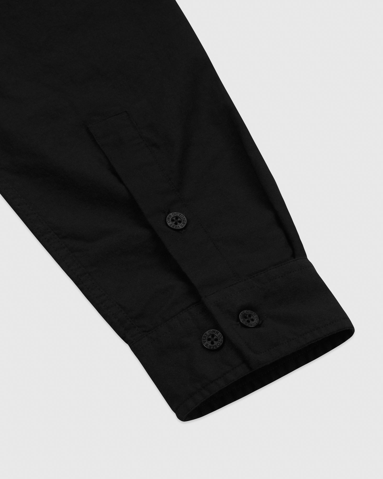 OXFORD SHIRT - BLACK IMAGE #5