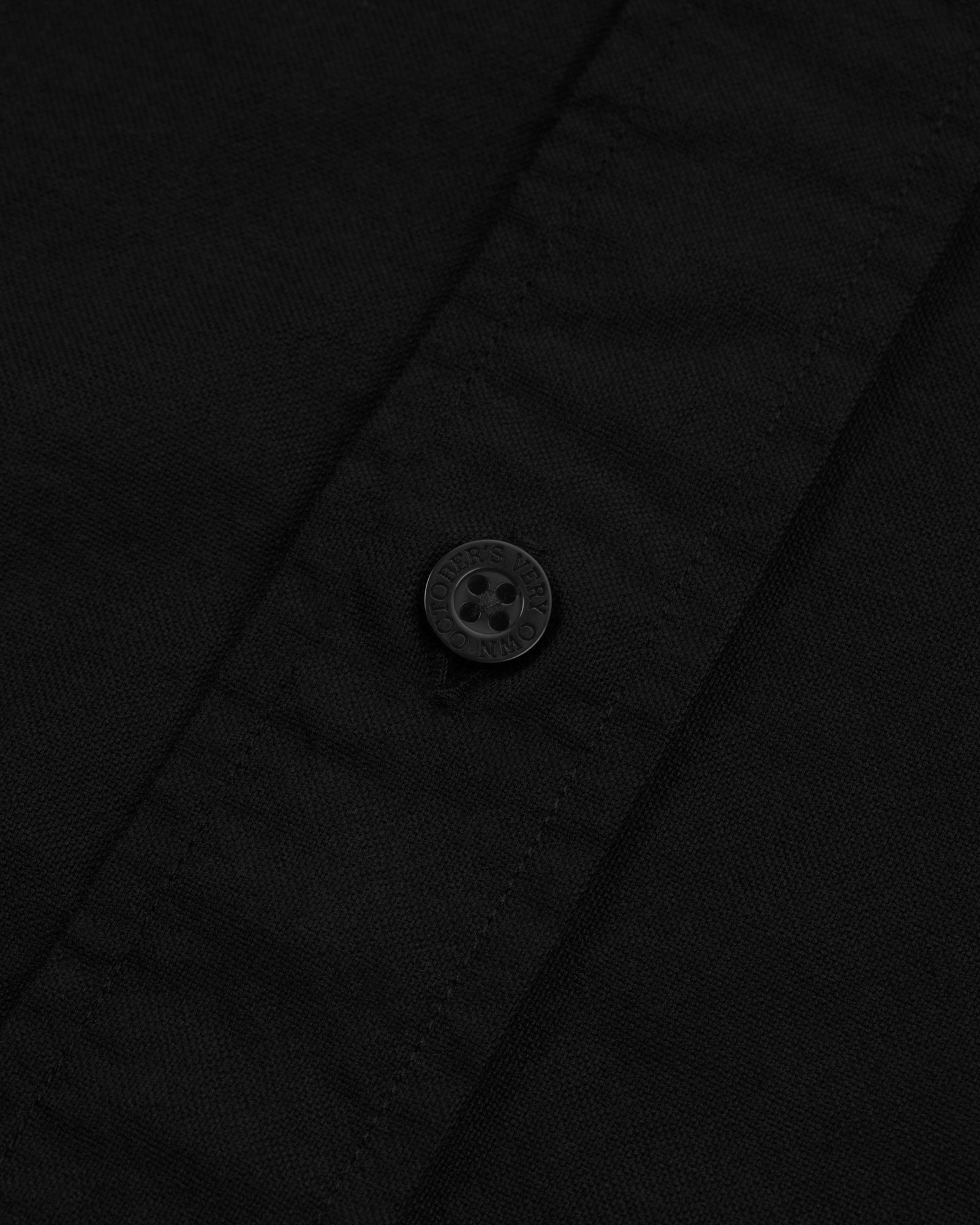 OXFORD SHIRT - BLACK IMAGE #4