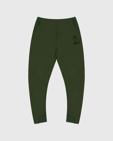 OVO DOUBLE KNIT PANT - MILITARY GREEN