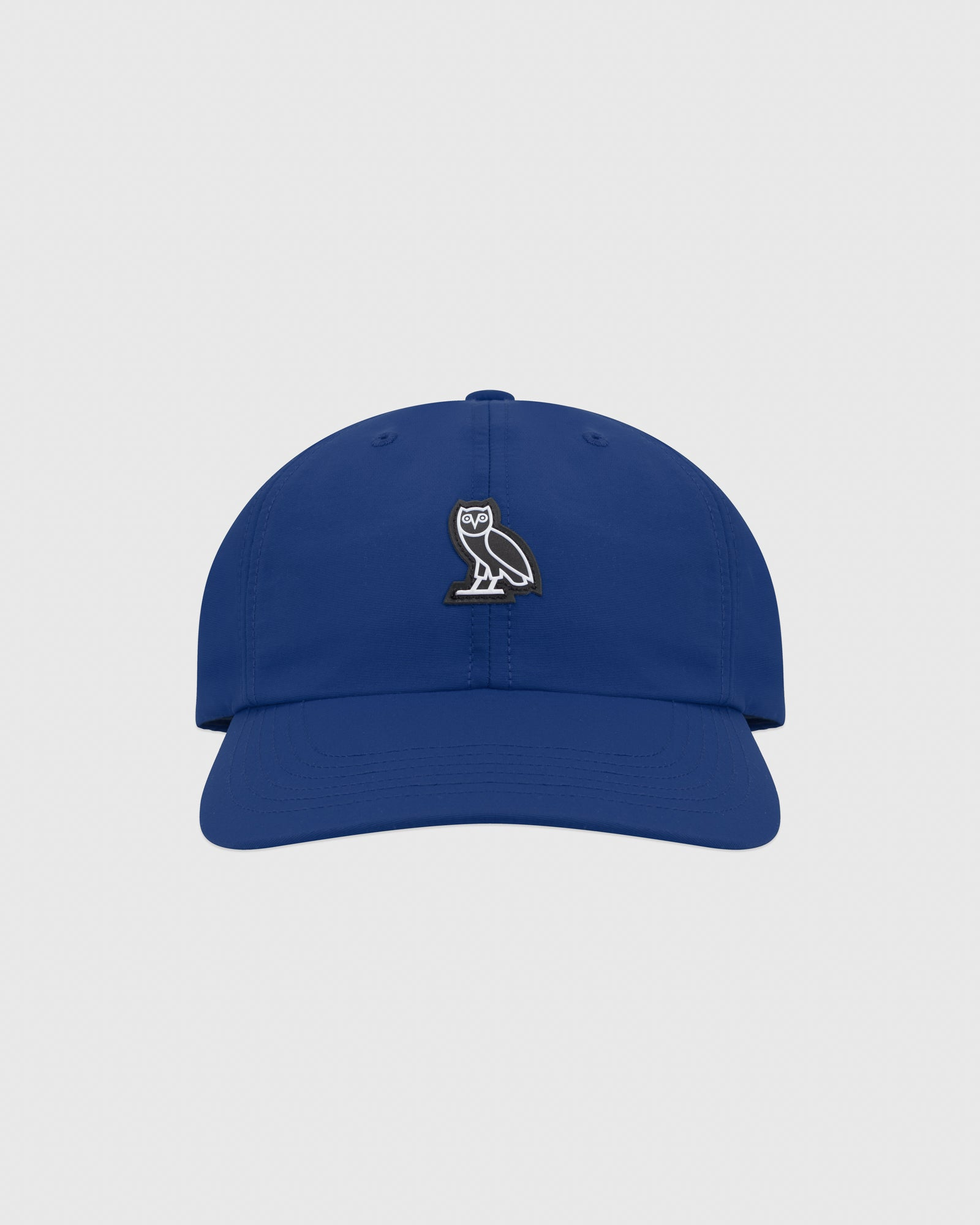 OVO NYLON TASLAN CAP - ROYAL BLUE IMAGE #1