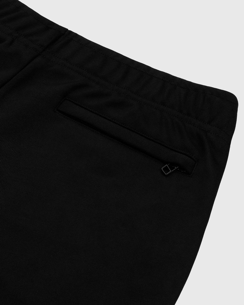 OVO ESSENTIALS PIQUE PANT - BLACK