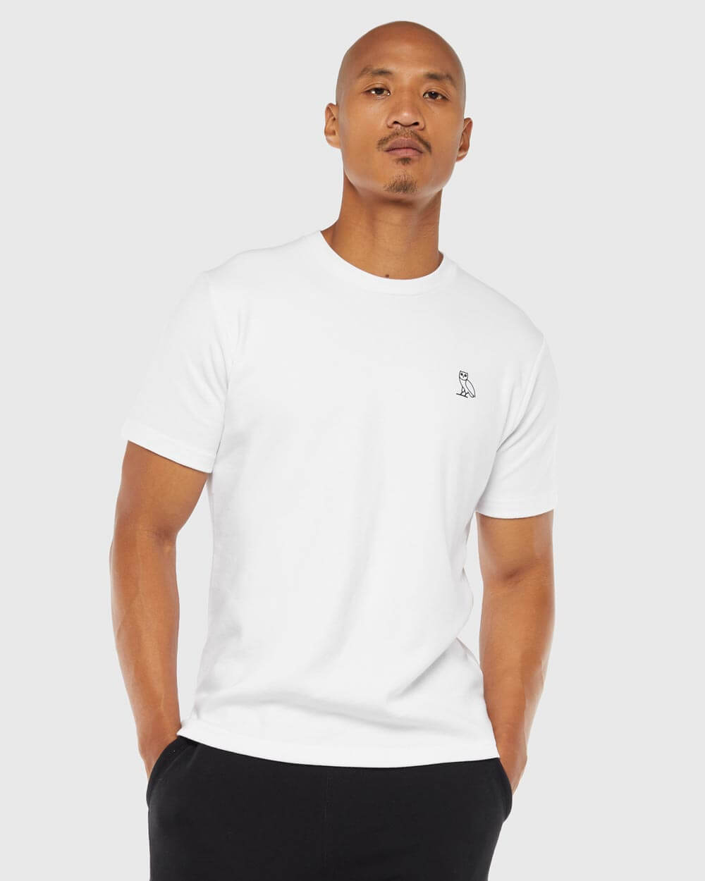 OVO ESSENTIALS T-SHIRT - WHITE IMAGE #2