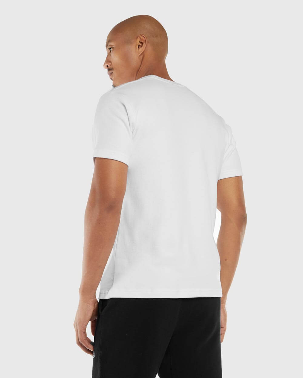 OVO ESSENTIALS T-SHIRT - WHITE