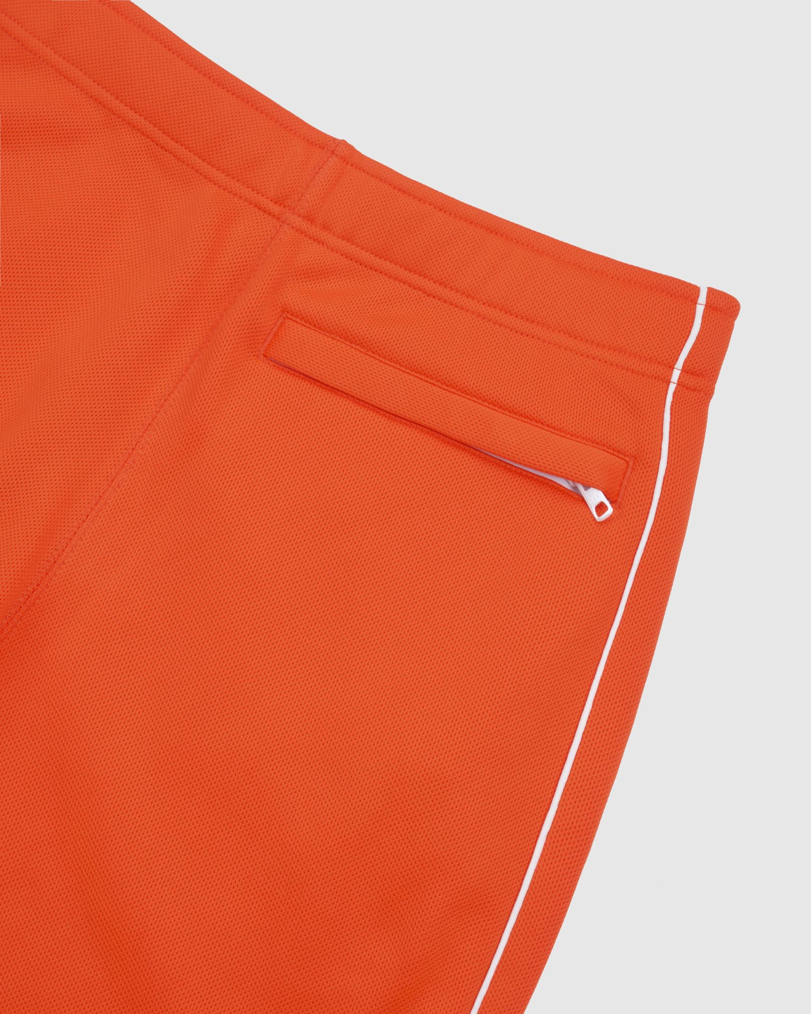 BIRDSEYE SWEATPANT - ORANGE IMAGE #5
