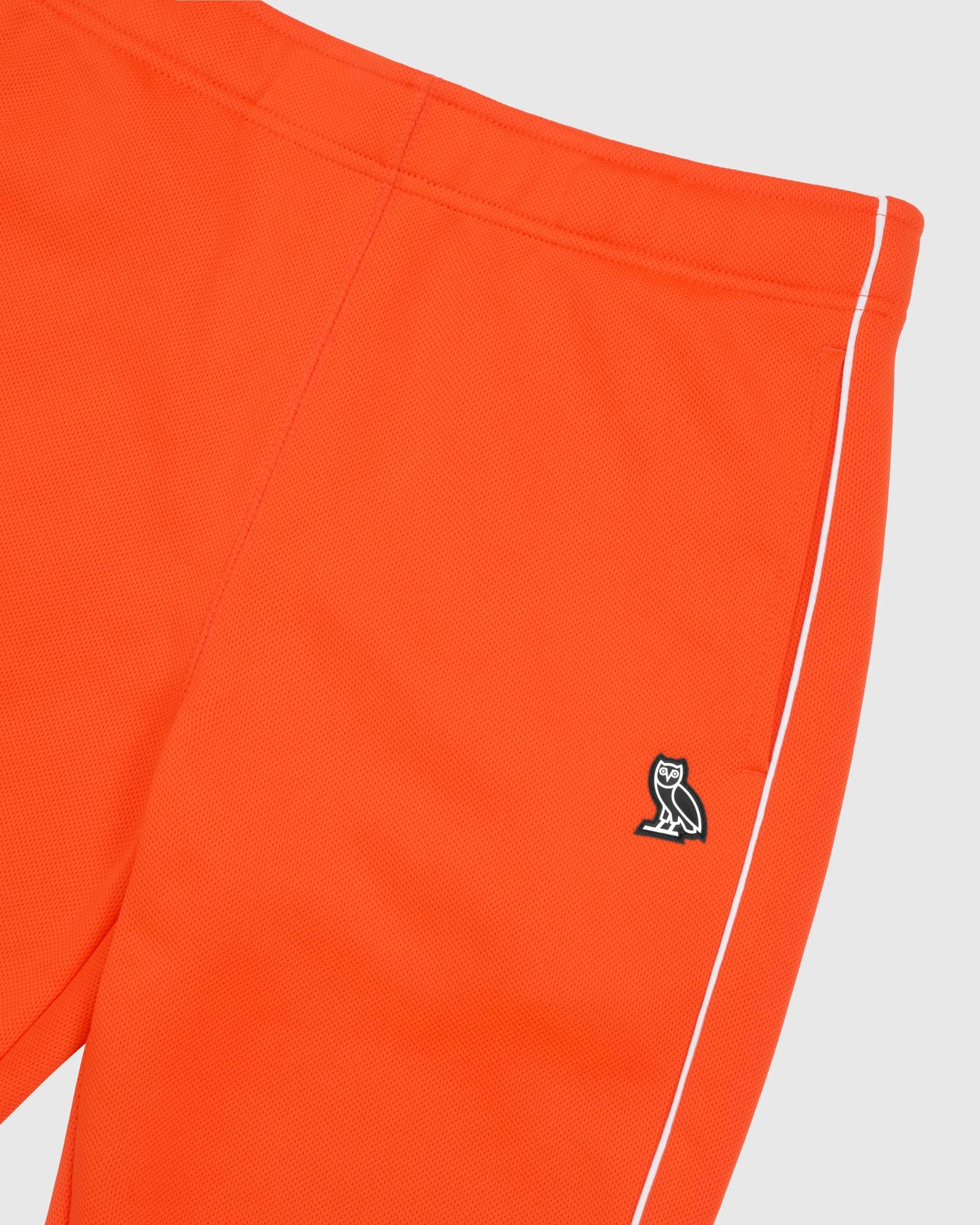 BIRDSEYE SWEATPANT - ORANGE IMAGE #4