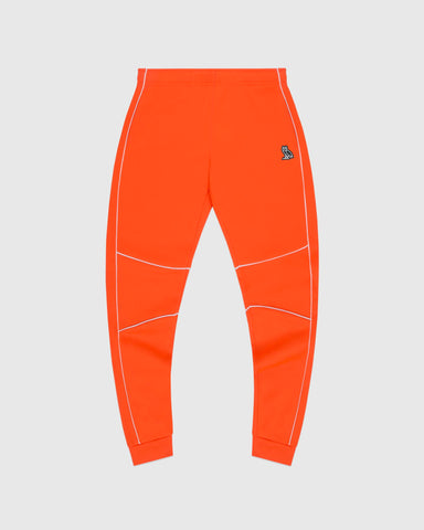 BIRDSEYE SWEATPANT - ORANGE