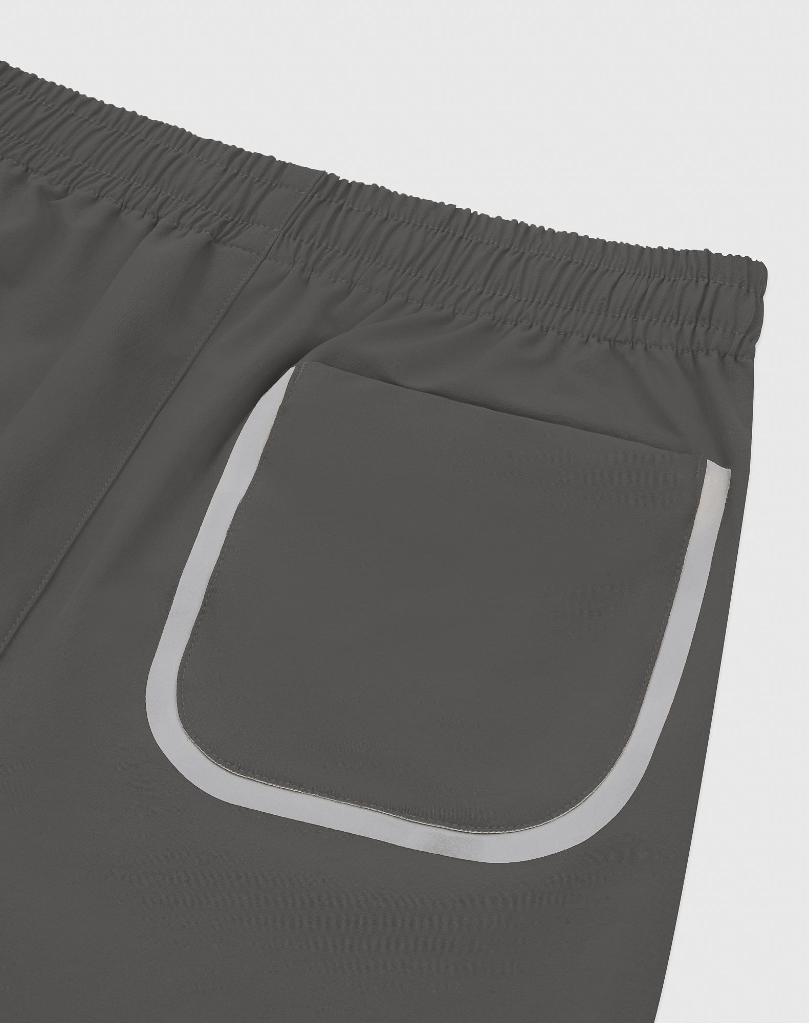OVO 4-WAY STRETCH SHORTS - SLATE GREY