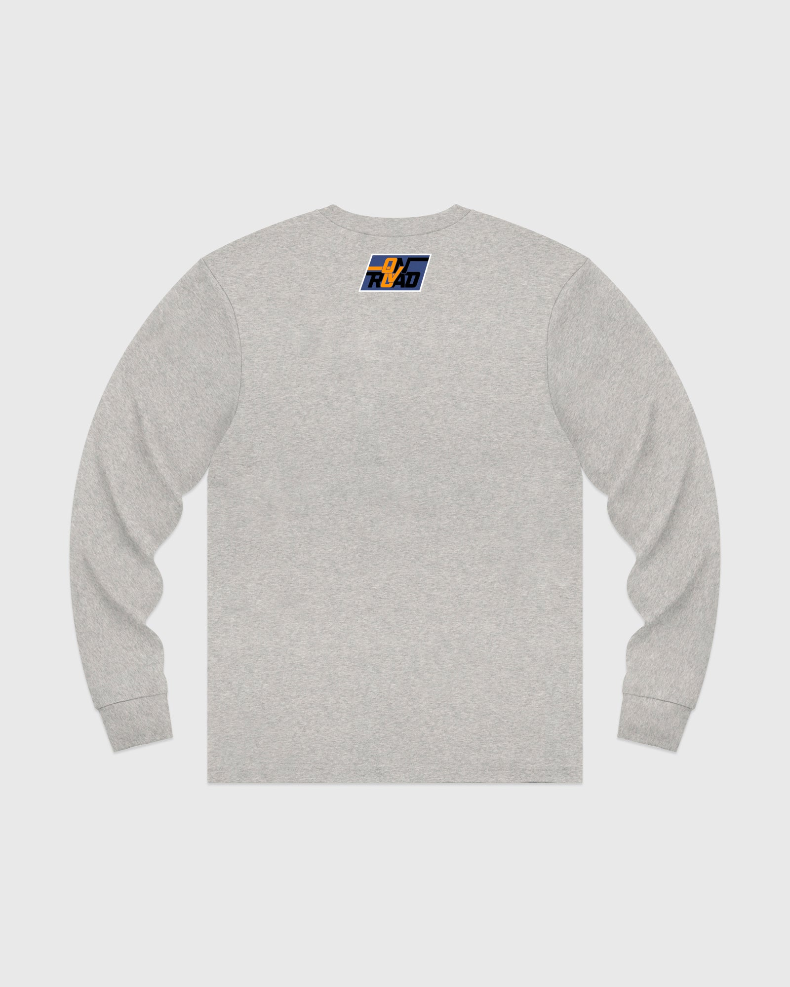 ROADSTER LONGSLEEVE T-SHIRT - HEATHER GREY IMAGE #4