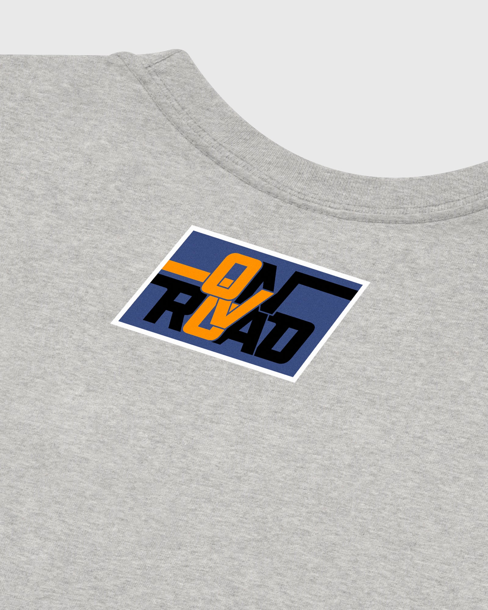 ROADSTER LONGSLEEVE T-SHIRT - HEATHER GREY IMAGE #5