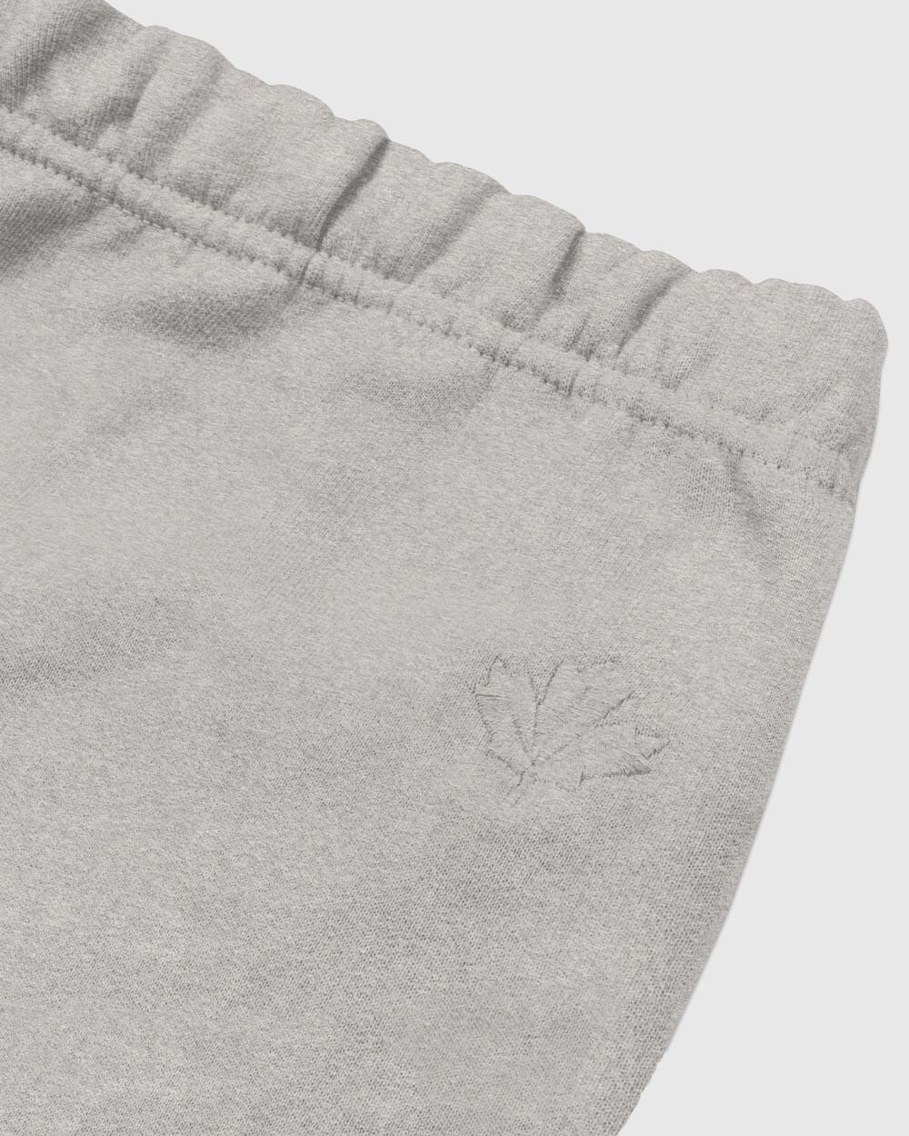 OVO x ROOTS SWEATPANT - HEATHER GREY