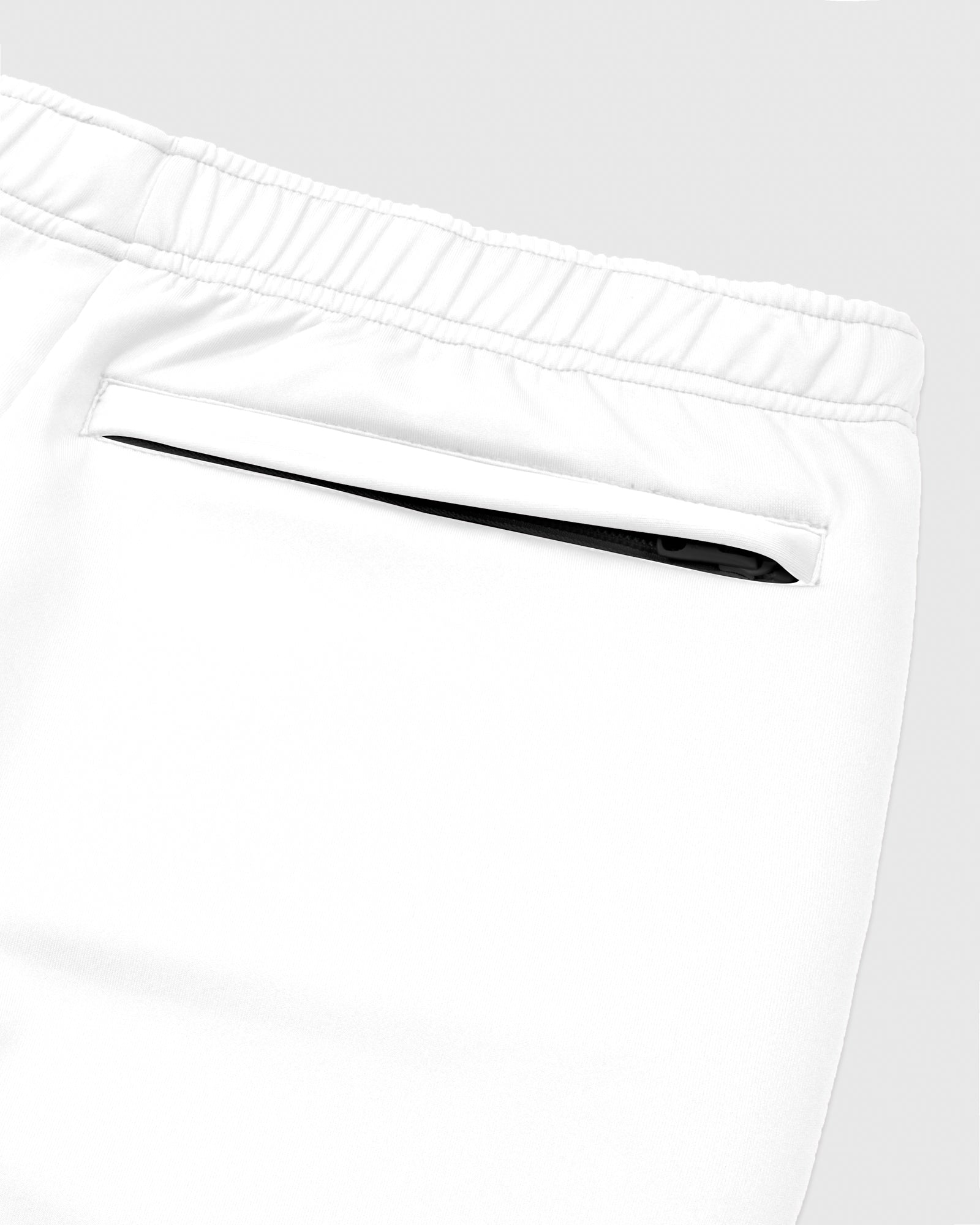 OVO INTERLOCK PANT - WHITE IMAGE #4