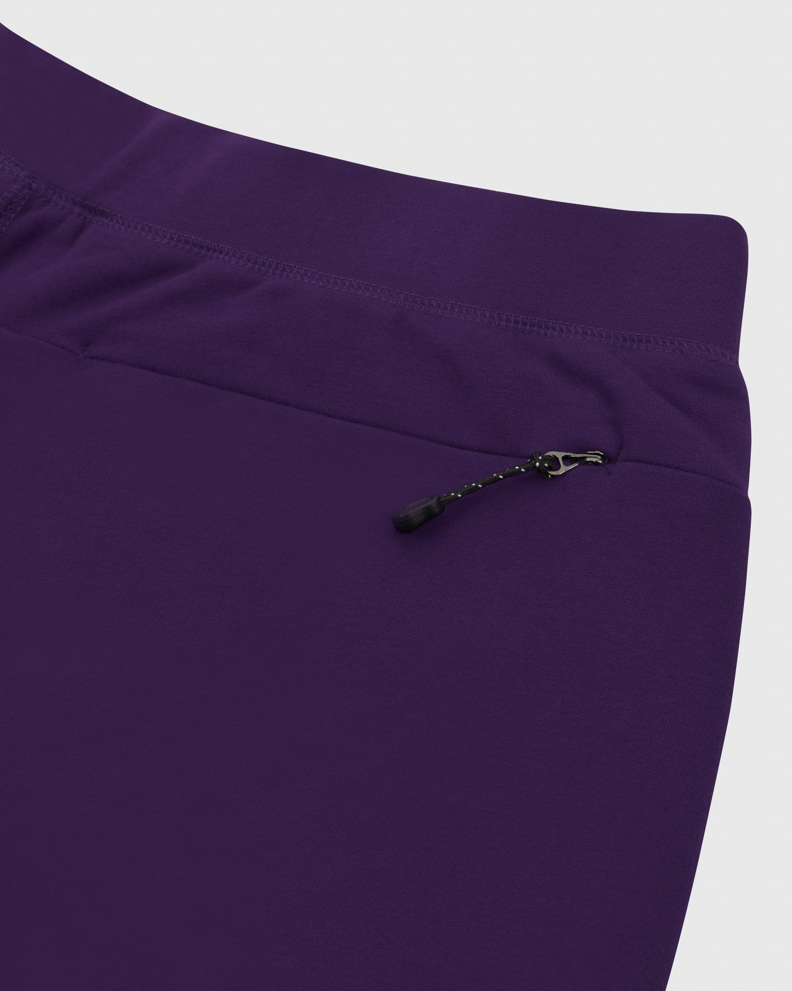 OVO LIGHTWEIGHT FRENCH TERRY SHORT - PURPLE IMAGE #5
