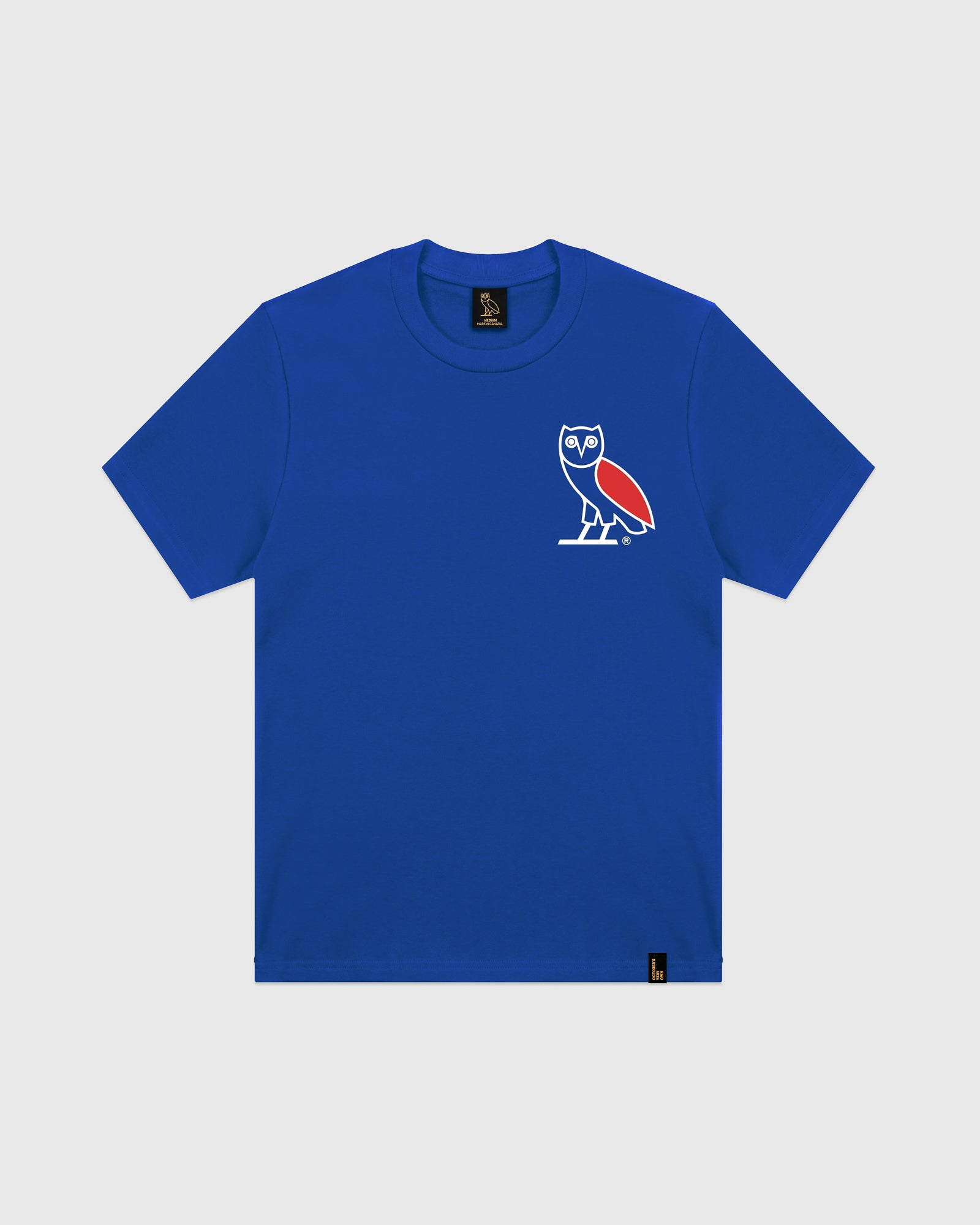 OVO FRANCHISE T-SHIRT - ROYAL BLUE