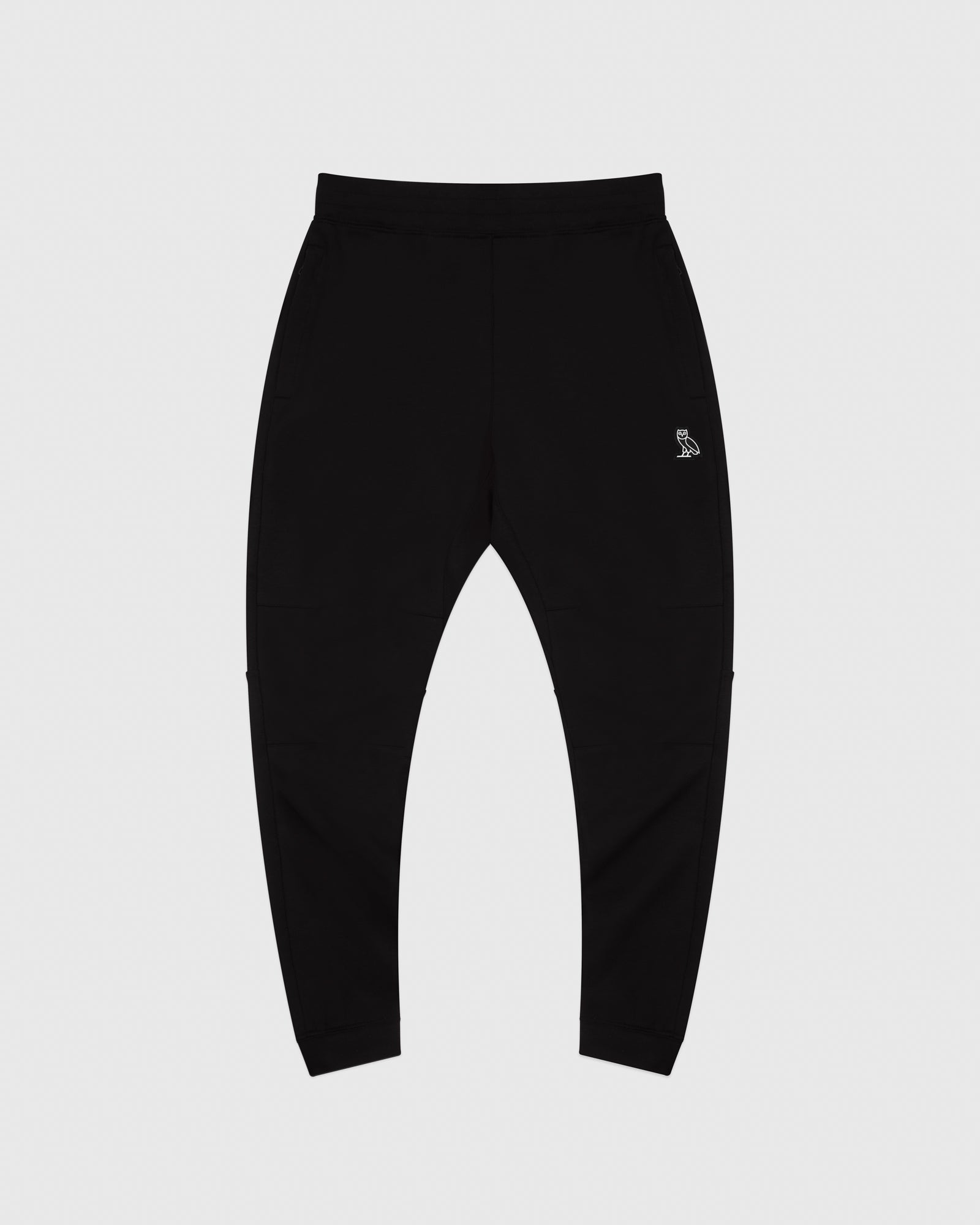 OVO WATER RESISTANT SWEATPANT - BLACK