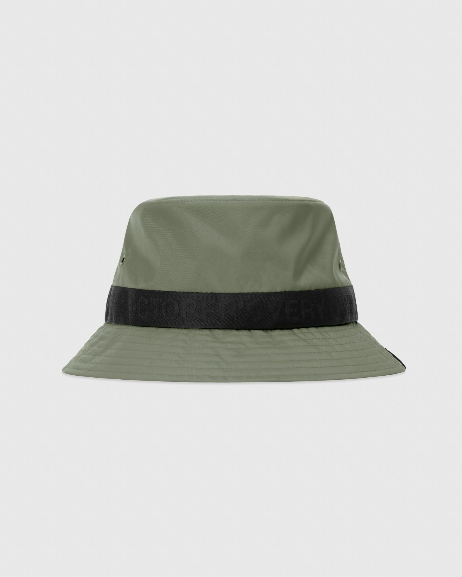 OVO NYLON BUCKET - MILITARY GREEN IMAGE #1