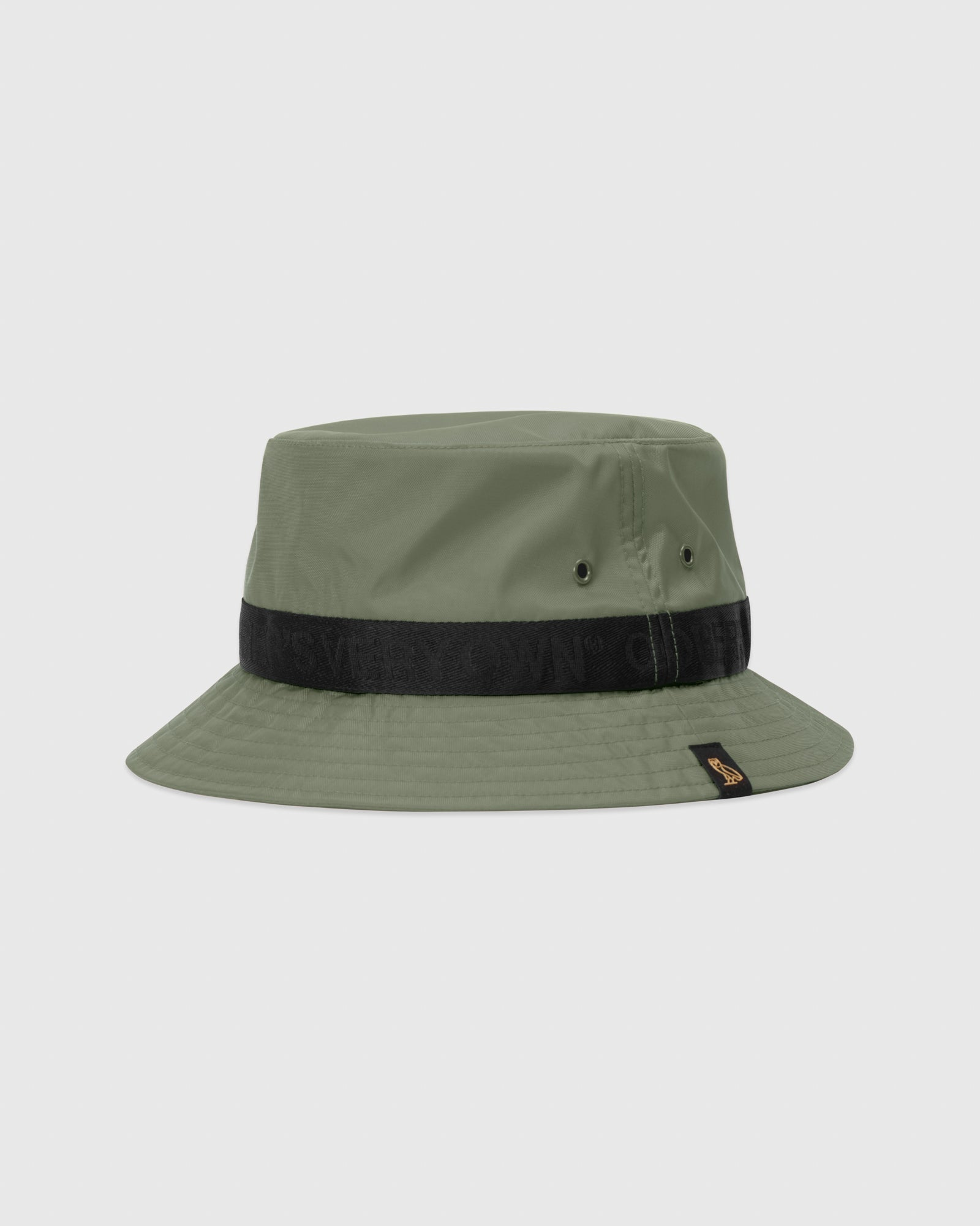 OVO NYLON BUCKET - MILITARY GREEN IMAGE #3