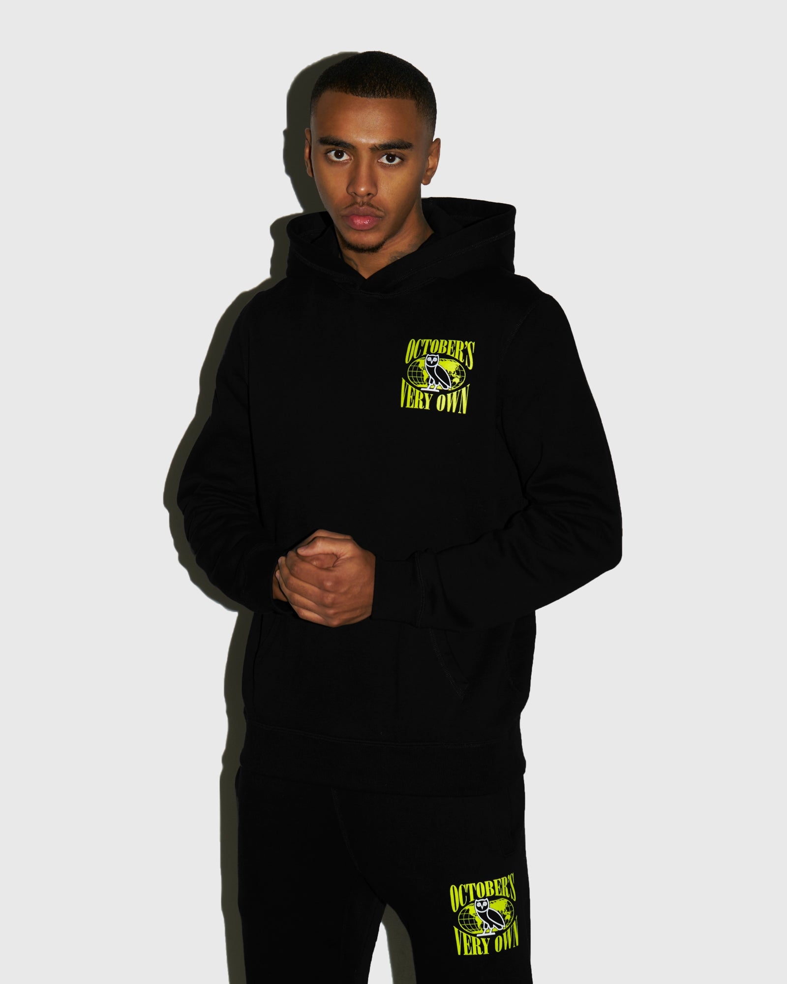 WORLD TOUR HOODIE - BLACK IMAGE #2