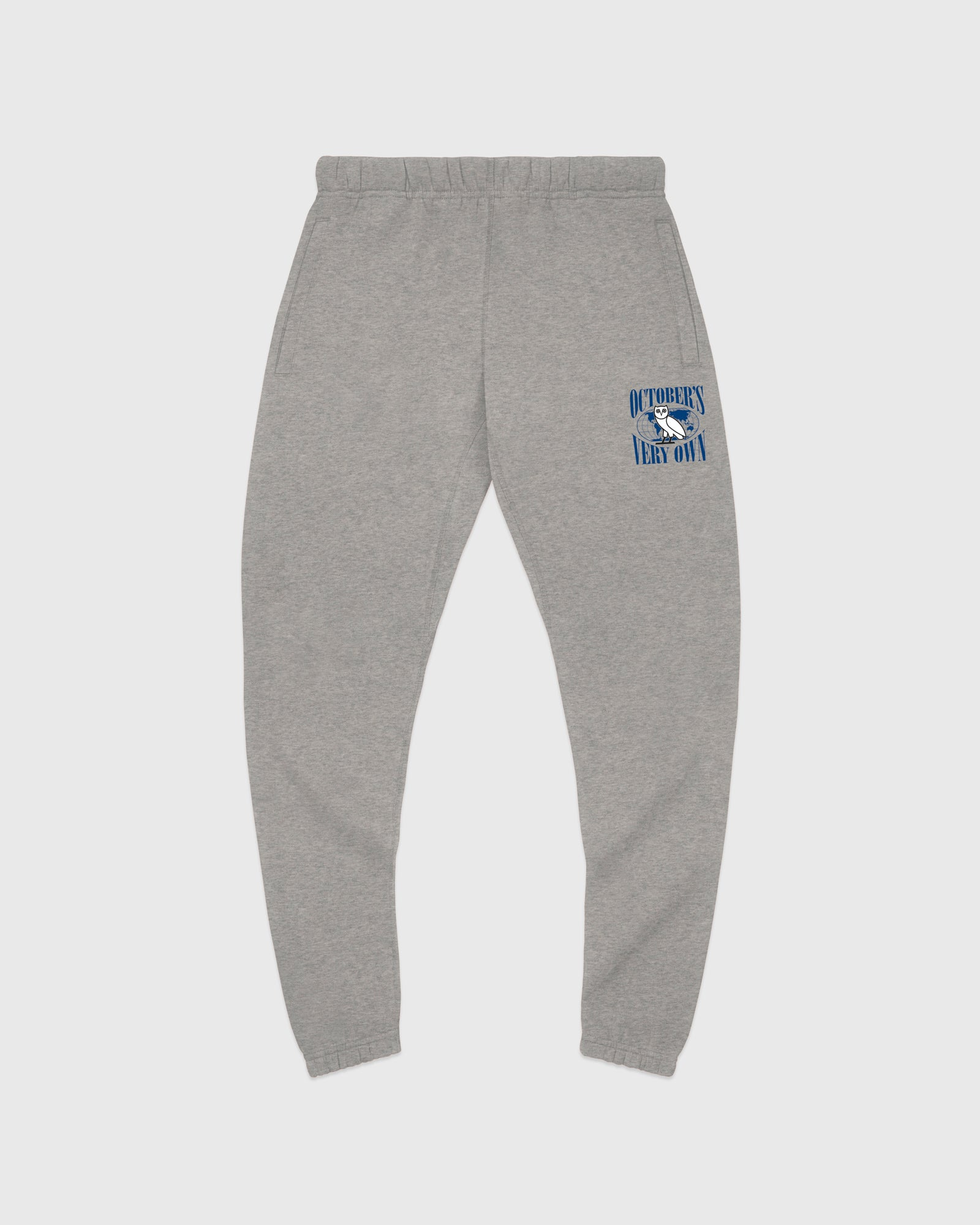 WORLD TOUR SWEATPANT - HEATHER GREY IMAGE #1