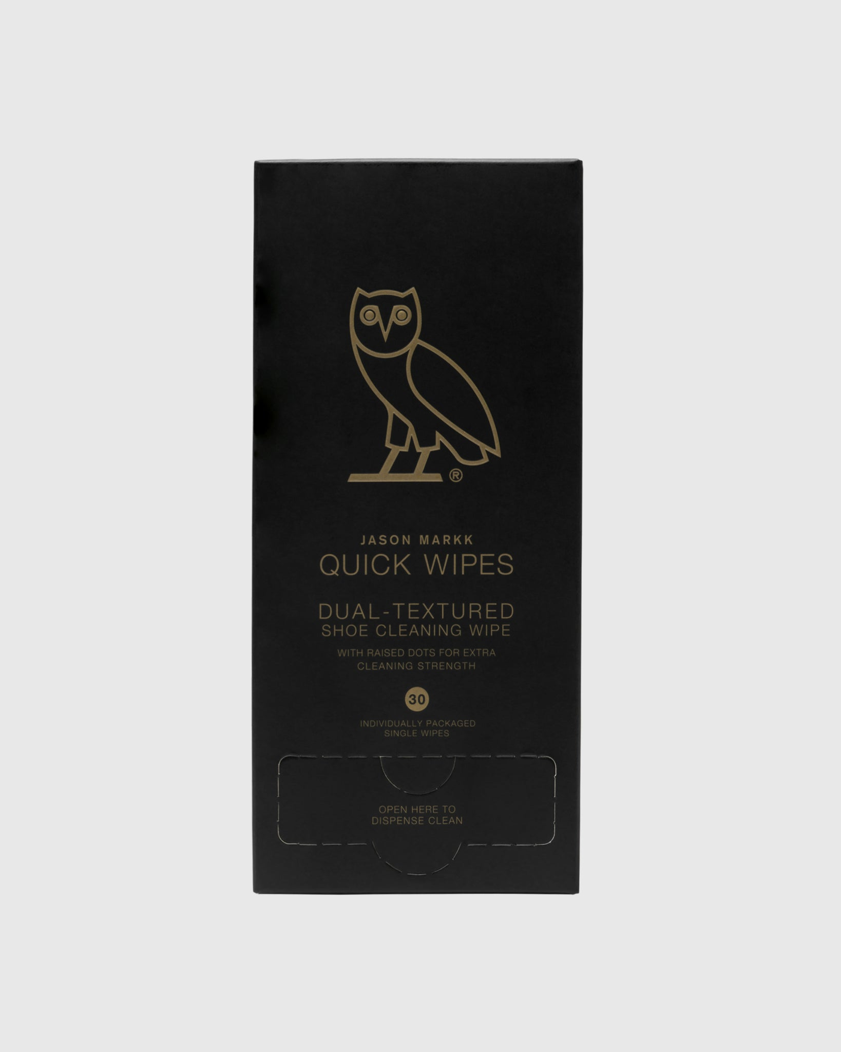 OVO x JASON MARKK QUICK WIPES - 30 PACK