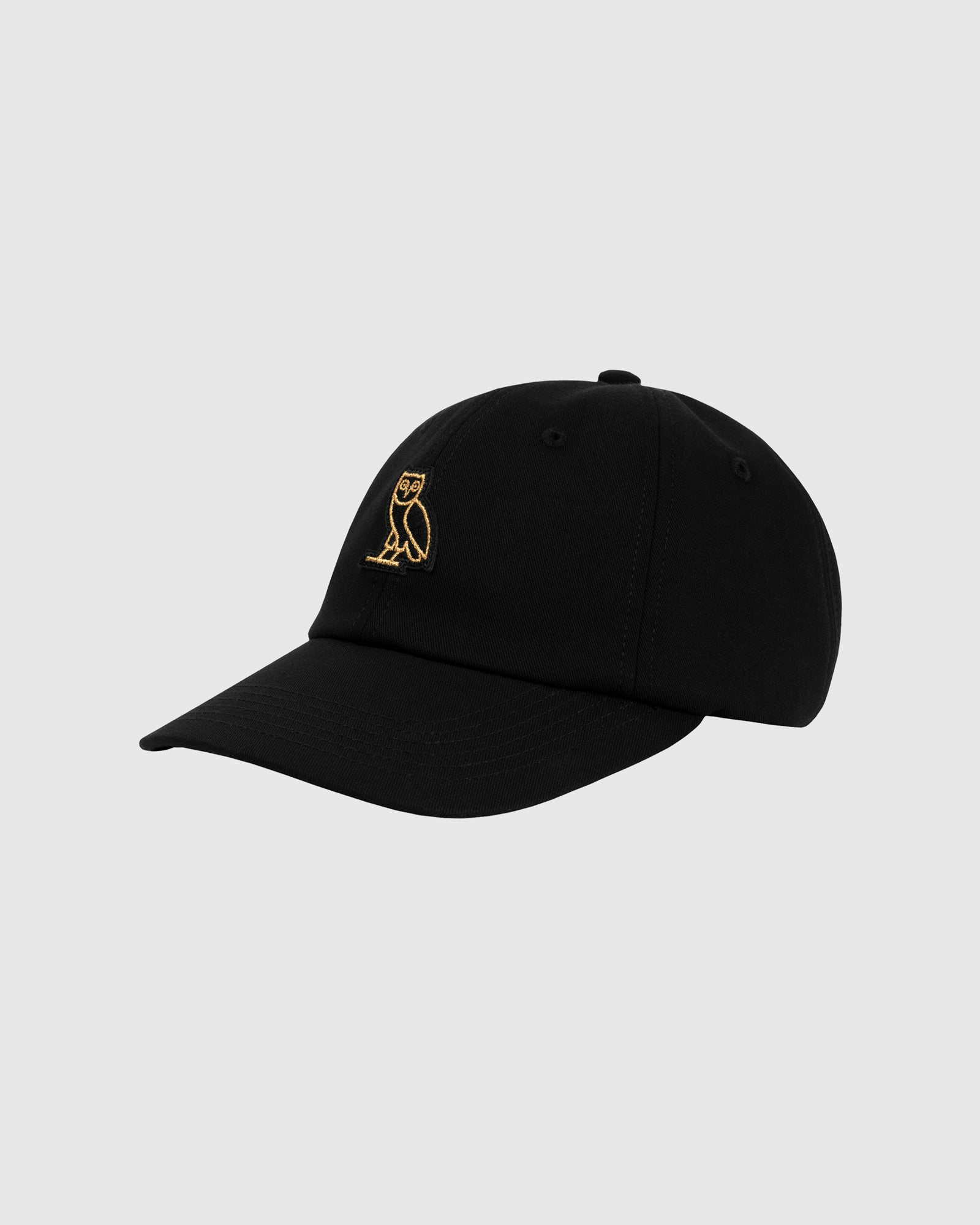 OVO ESSENTIALS CAP - BLACK