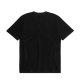OWL LOGO PATCH TEE - BLACK