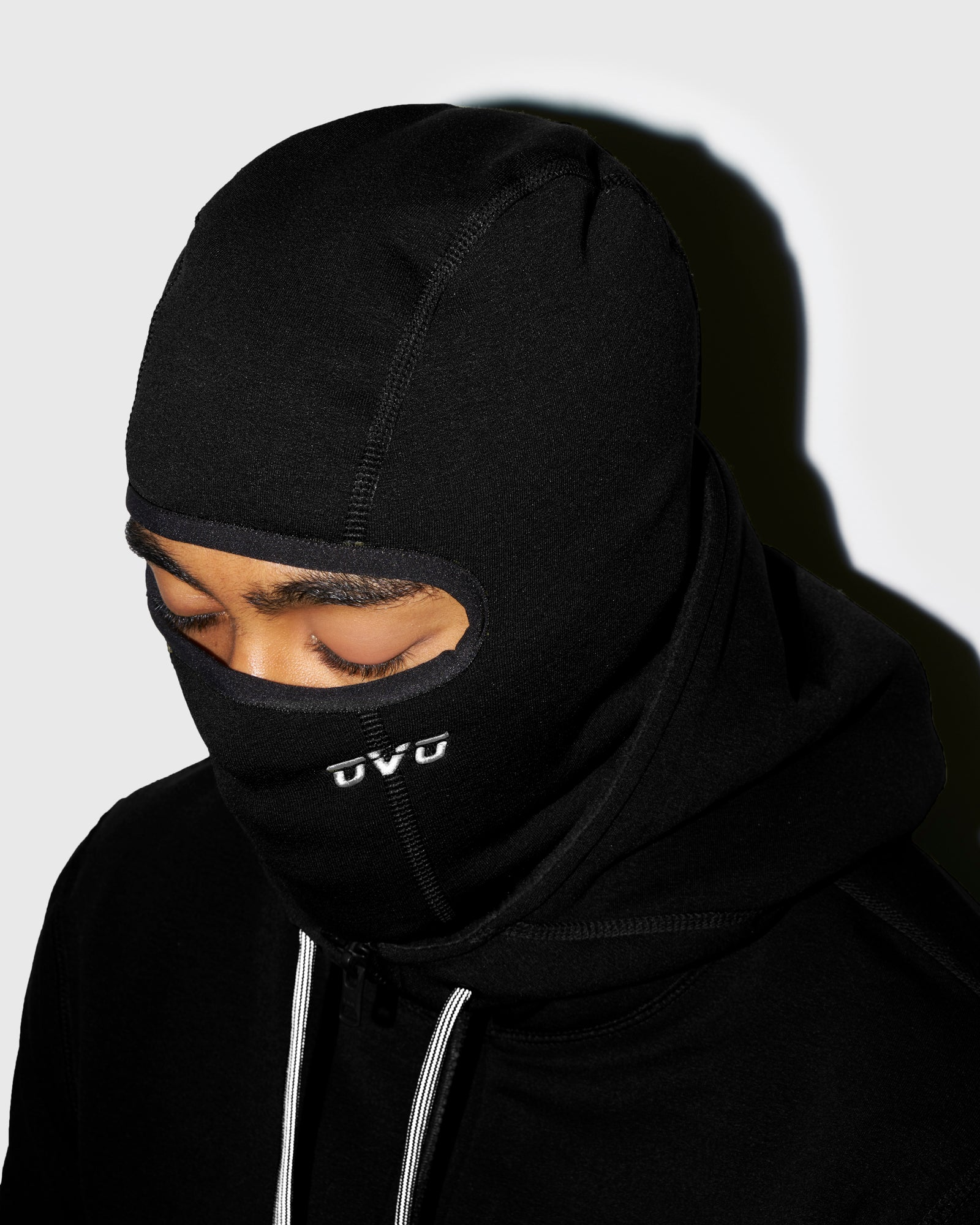 OVO POLARTEC® POWER STRETCH® BALACLAVA - BLACK IMAGE #2