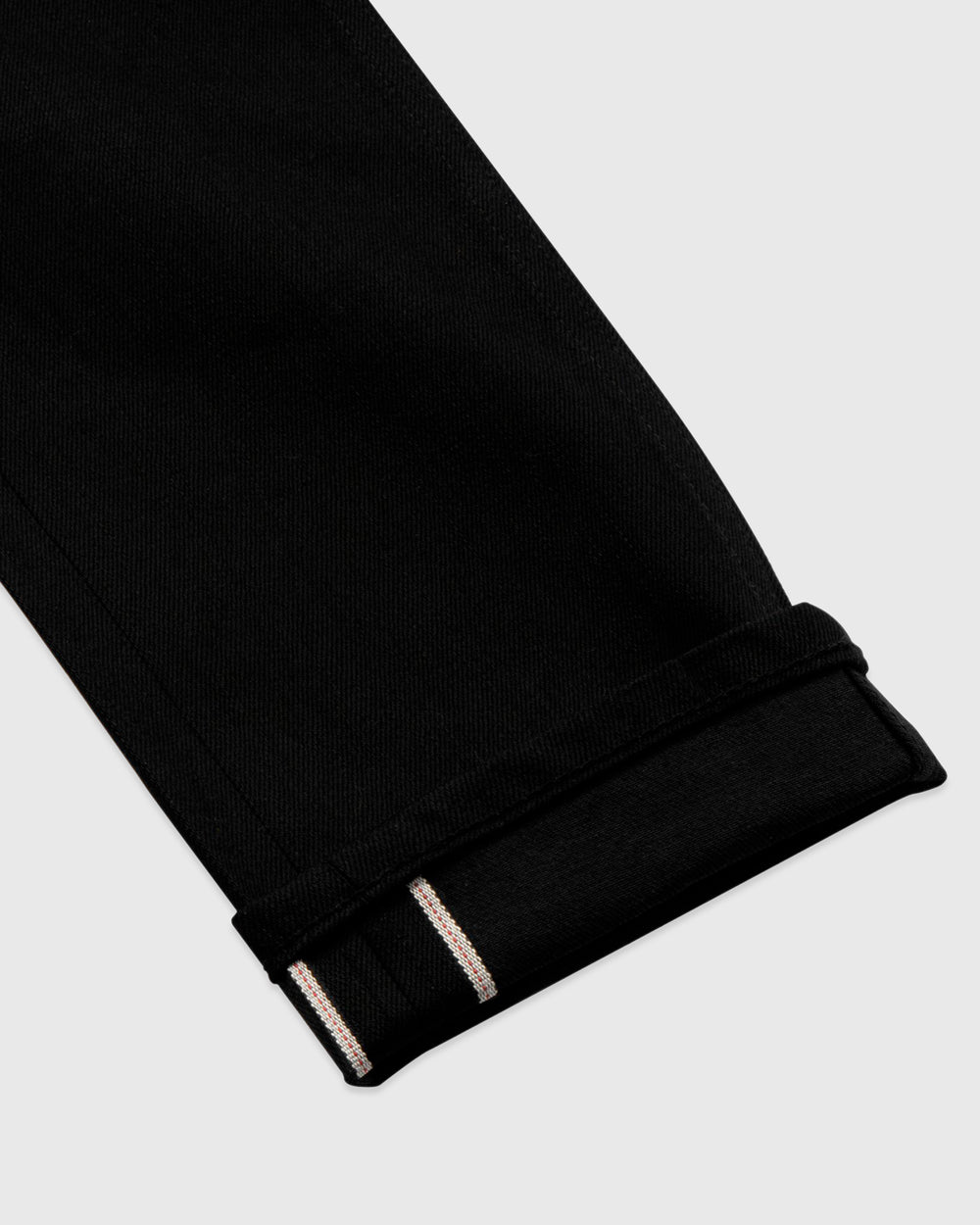 OVO SELVEDGE DENIM - BLACK IMAGE #8