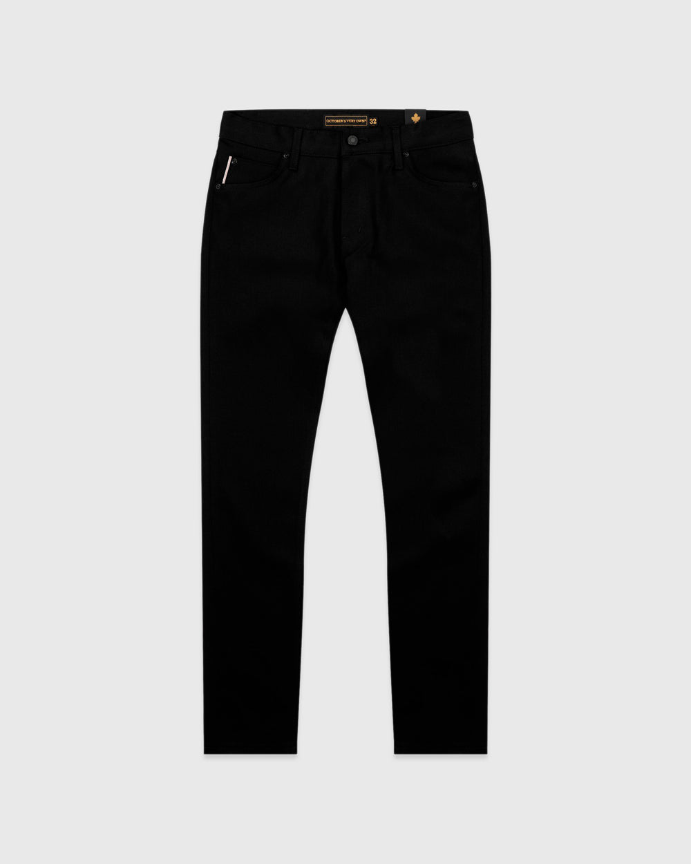 OVO SELVEDGE DENIM - BLACK IMAGE #1