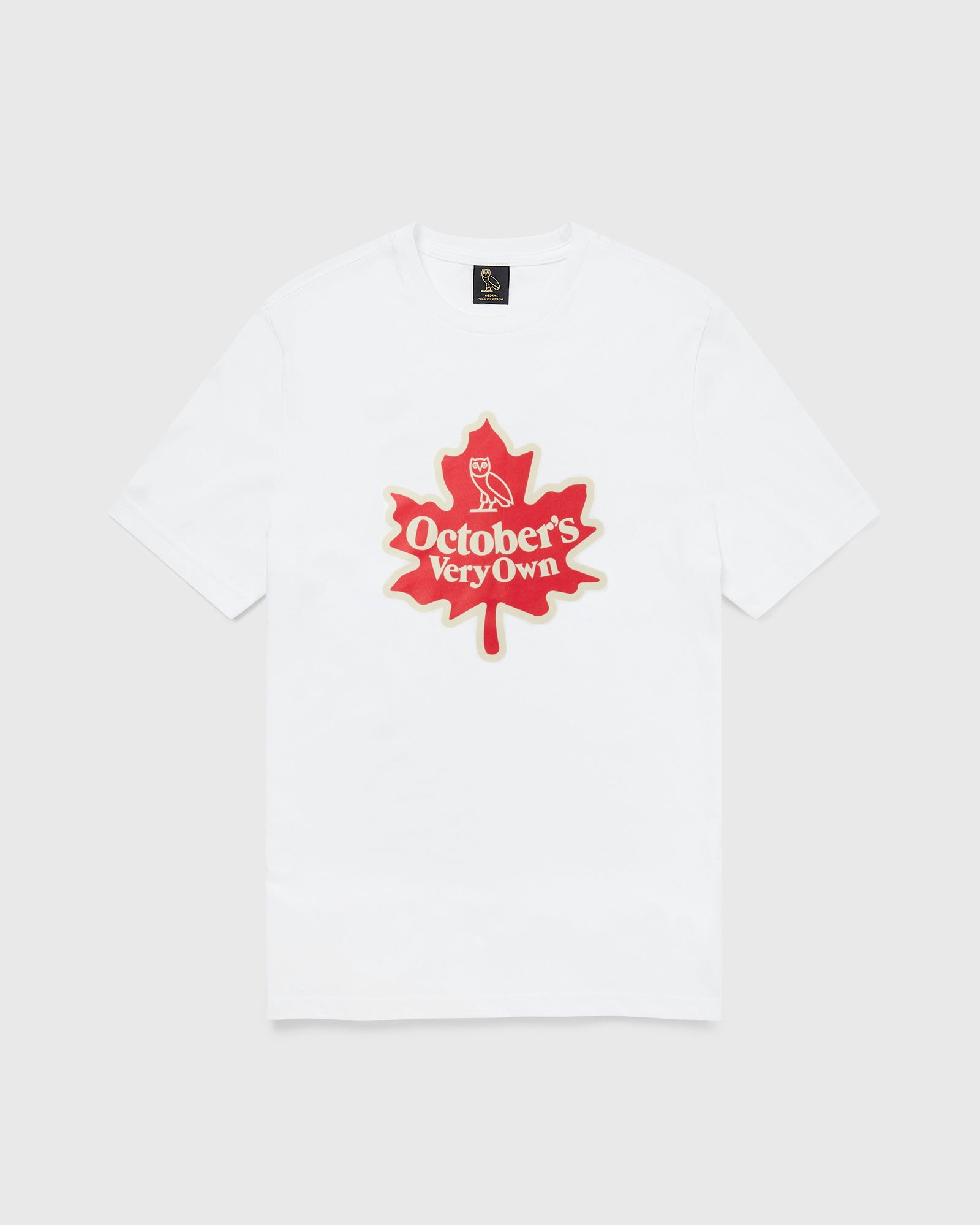 ALL COUNTRY T-SHIRT - WHITE IMAGE #1