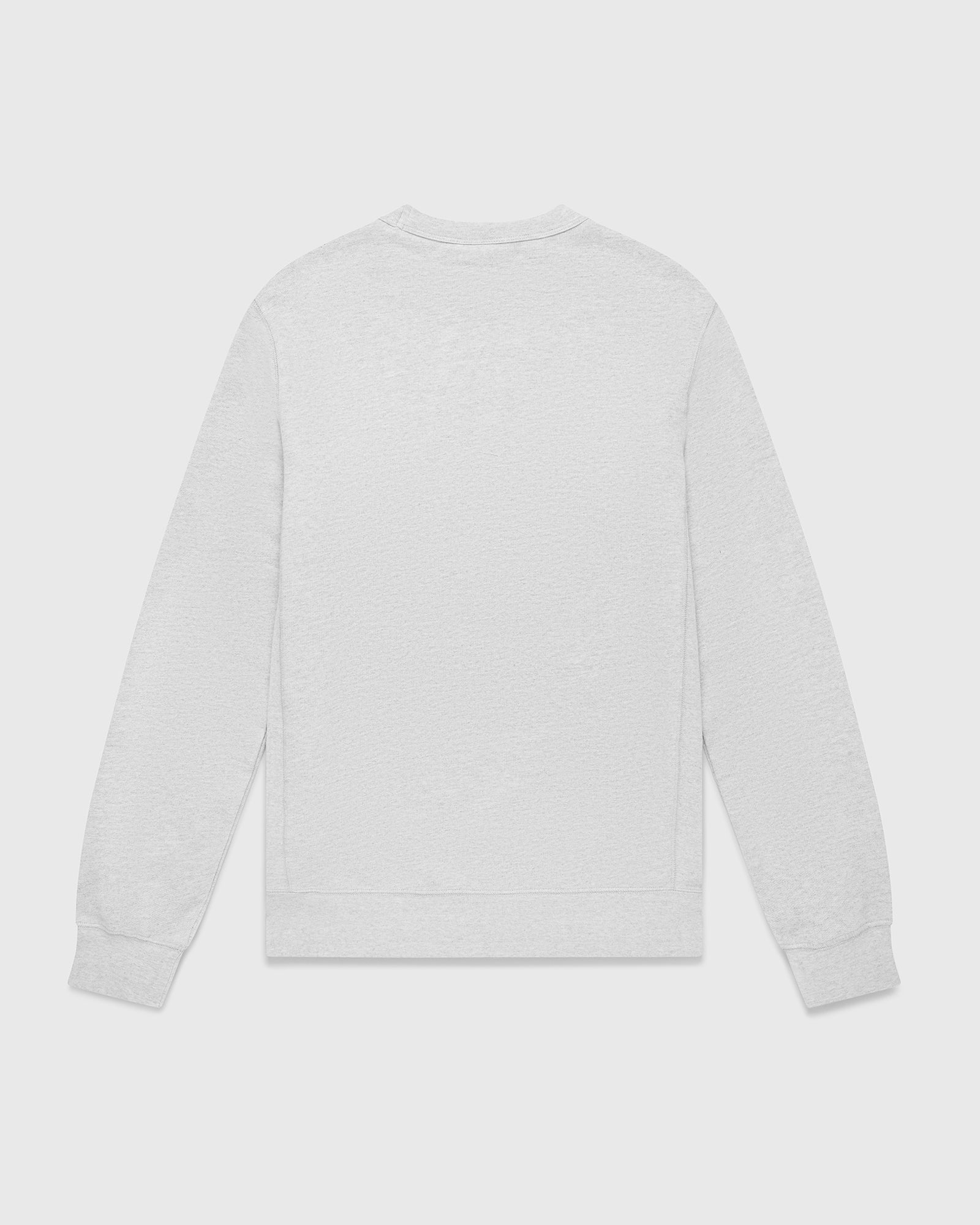 OVO ESSENTIALS CREW - HEATHER GREY IMAGE #2
