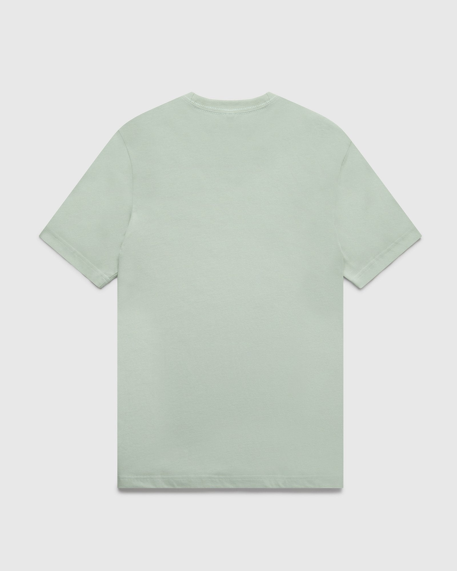 CIRCLE T-SHIRT - MINT GREEN IMAGE #2