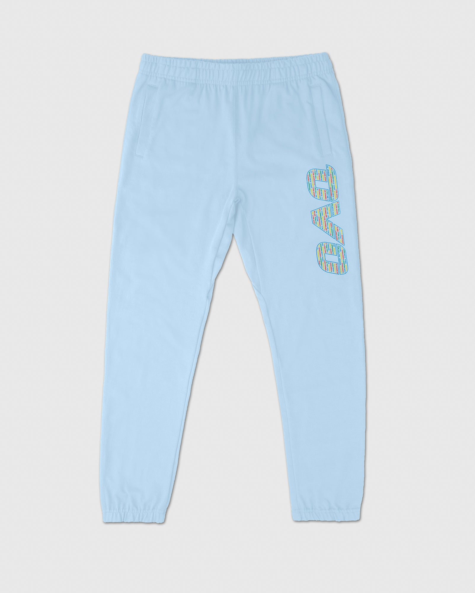 CITY RUNNER SWEATPANT - SKY BLUE IMAGE #1
