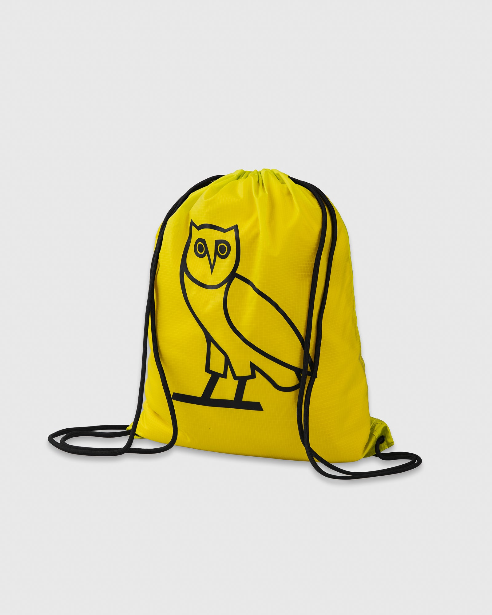 DRAWSTRING BAG - LIME IMAGE #1