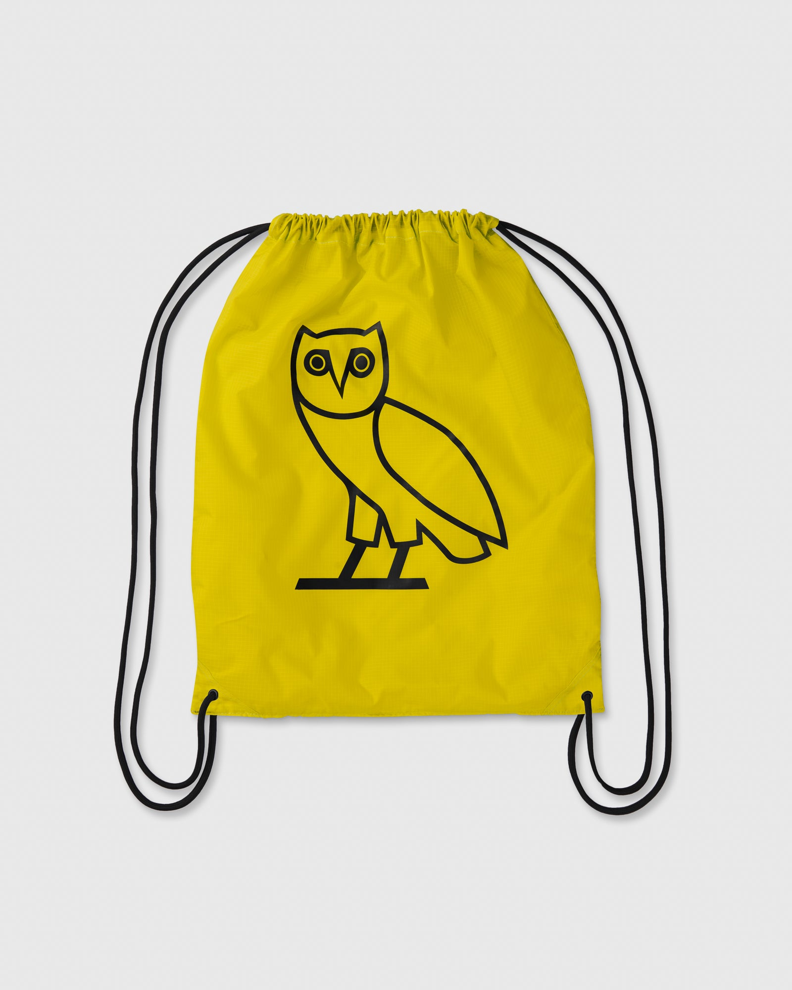 DRAWSTRING BAG - LIME IMAGE #2