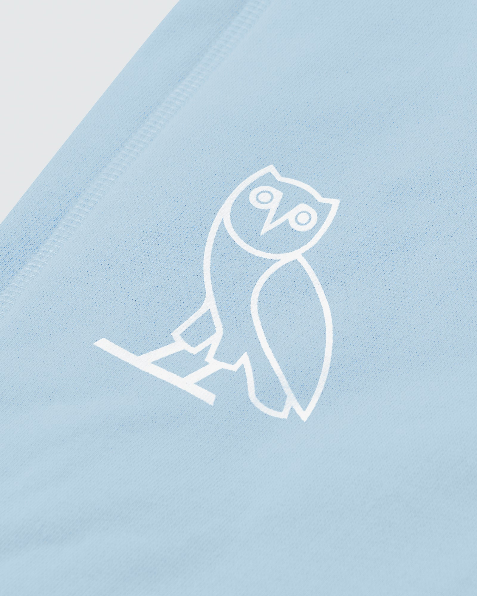FAMILIA EMBROIDERED POCKET HOODIE - SKY BLUE IMAGE #5