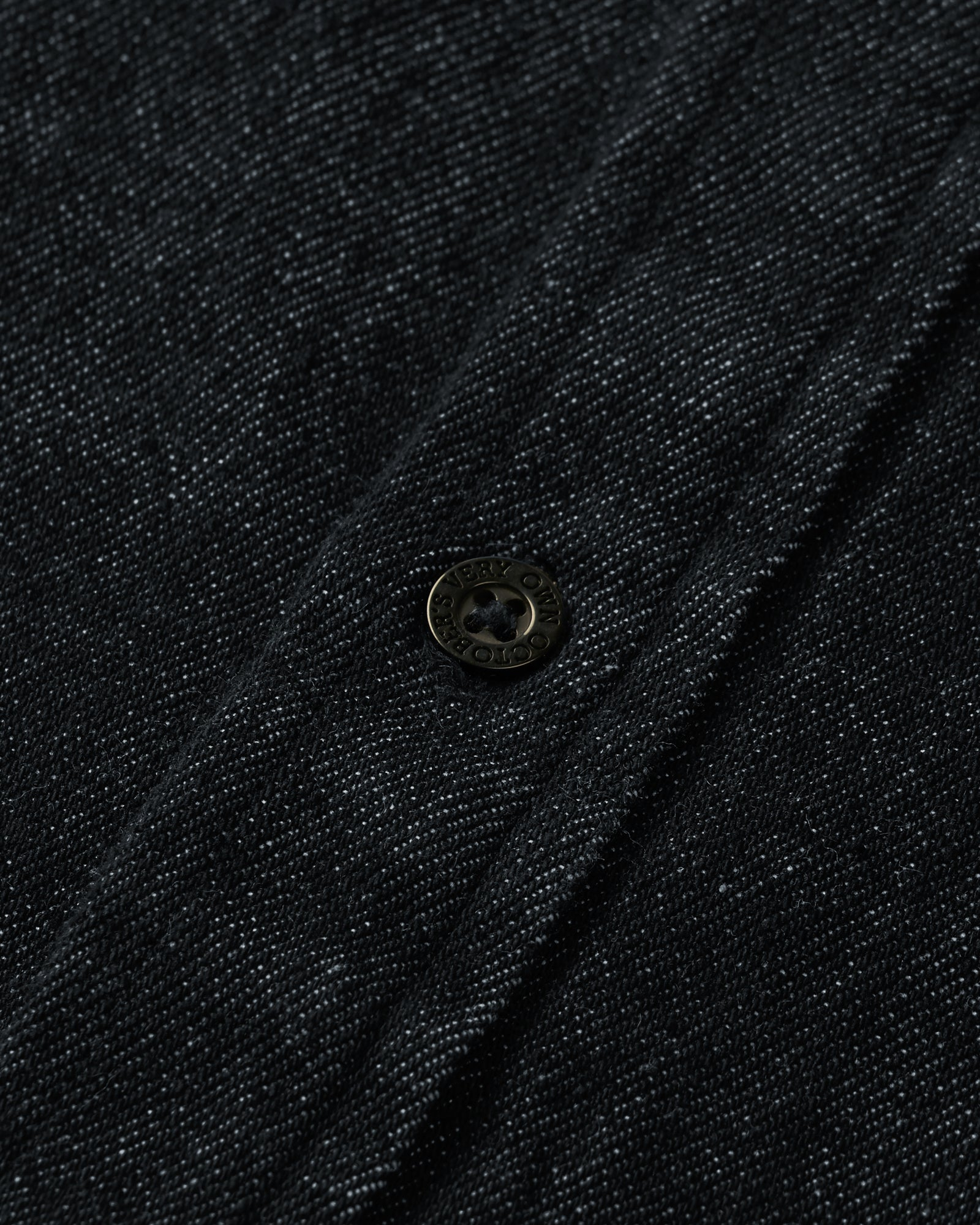 NAUTICAL DENIM SHIRT - INDIGO IMAGE #4