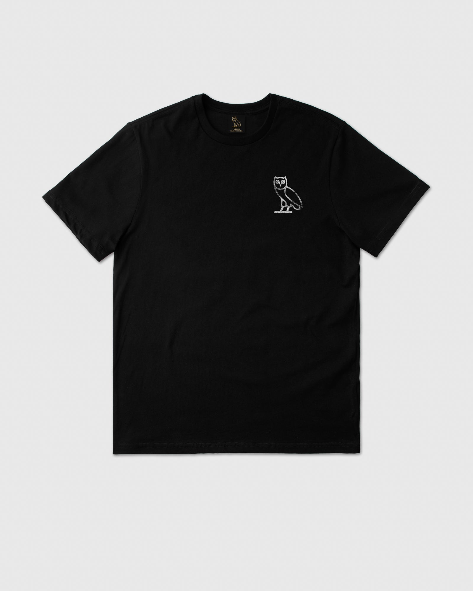NEW SCHOOL T-SHIRT - BLACK IMAGE #1