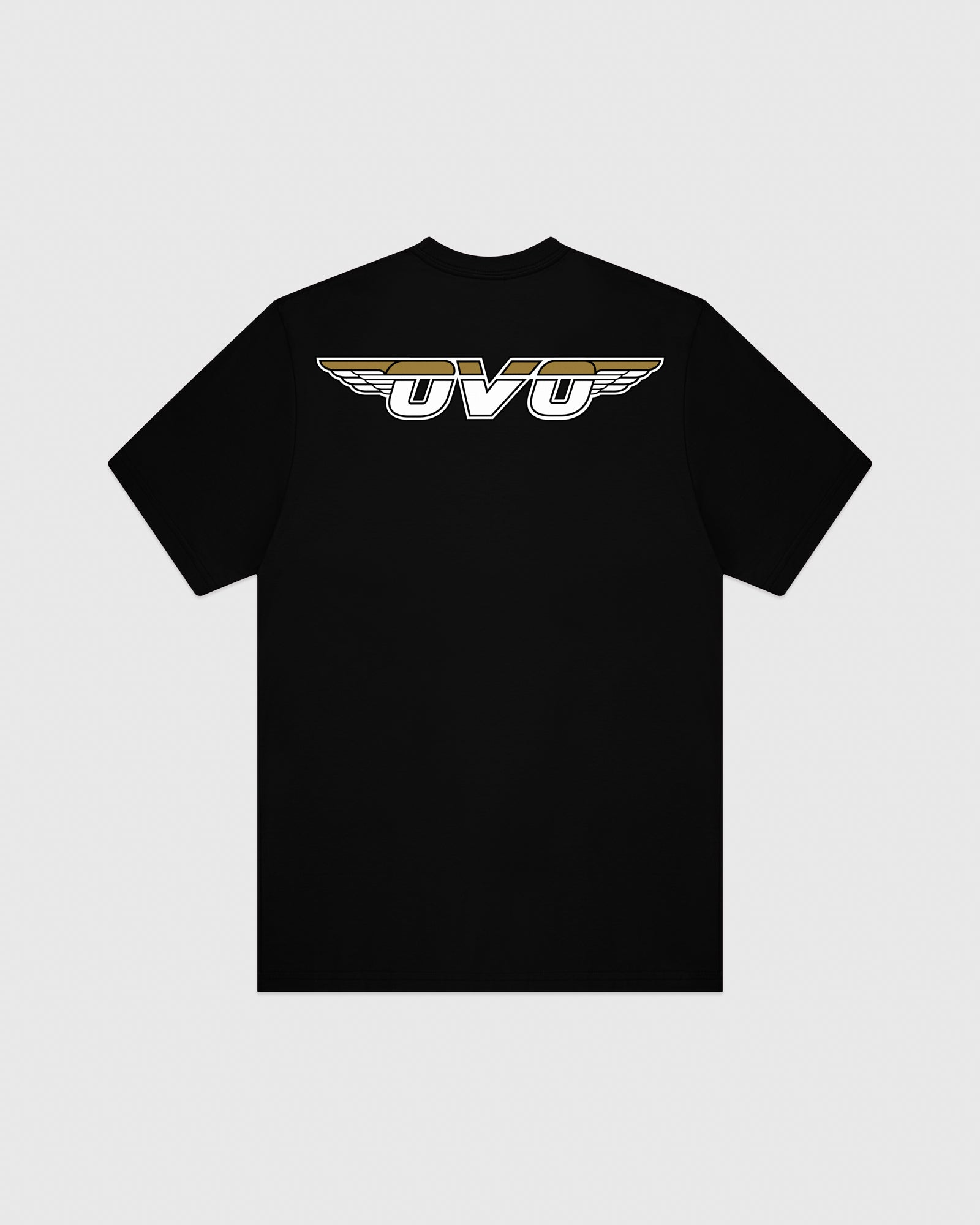 AVIATOR T-SHIRT - BLACK IMAGE #5