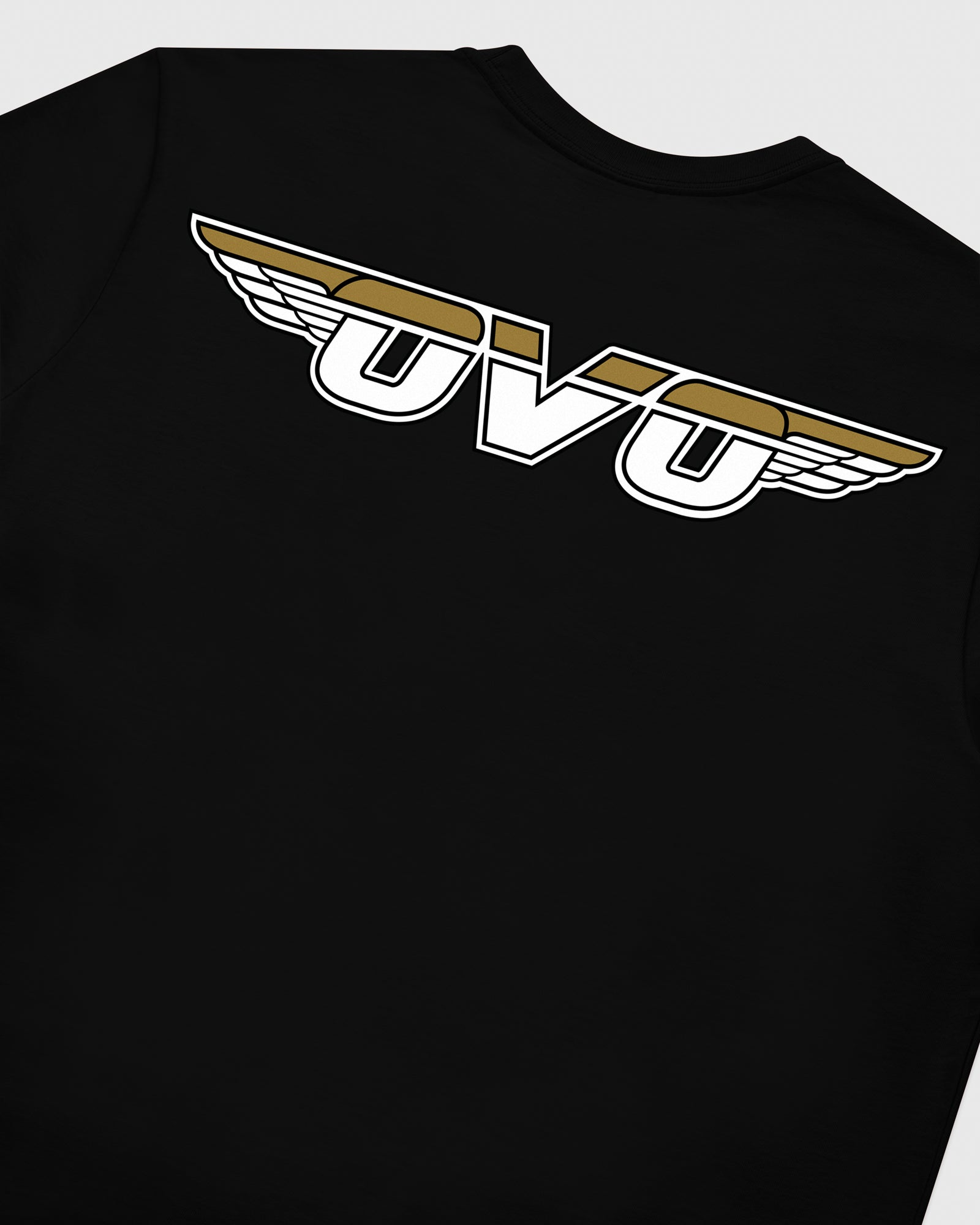 AVIATOR T-SHIRT - BLACK IMAGE #6