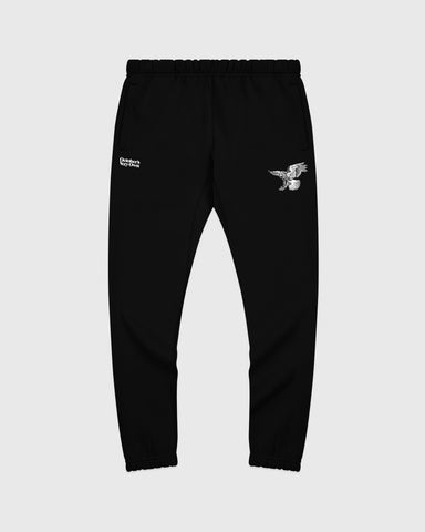 BIRD OF PREY SWEATPANT - BLACK
